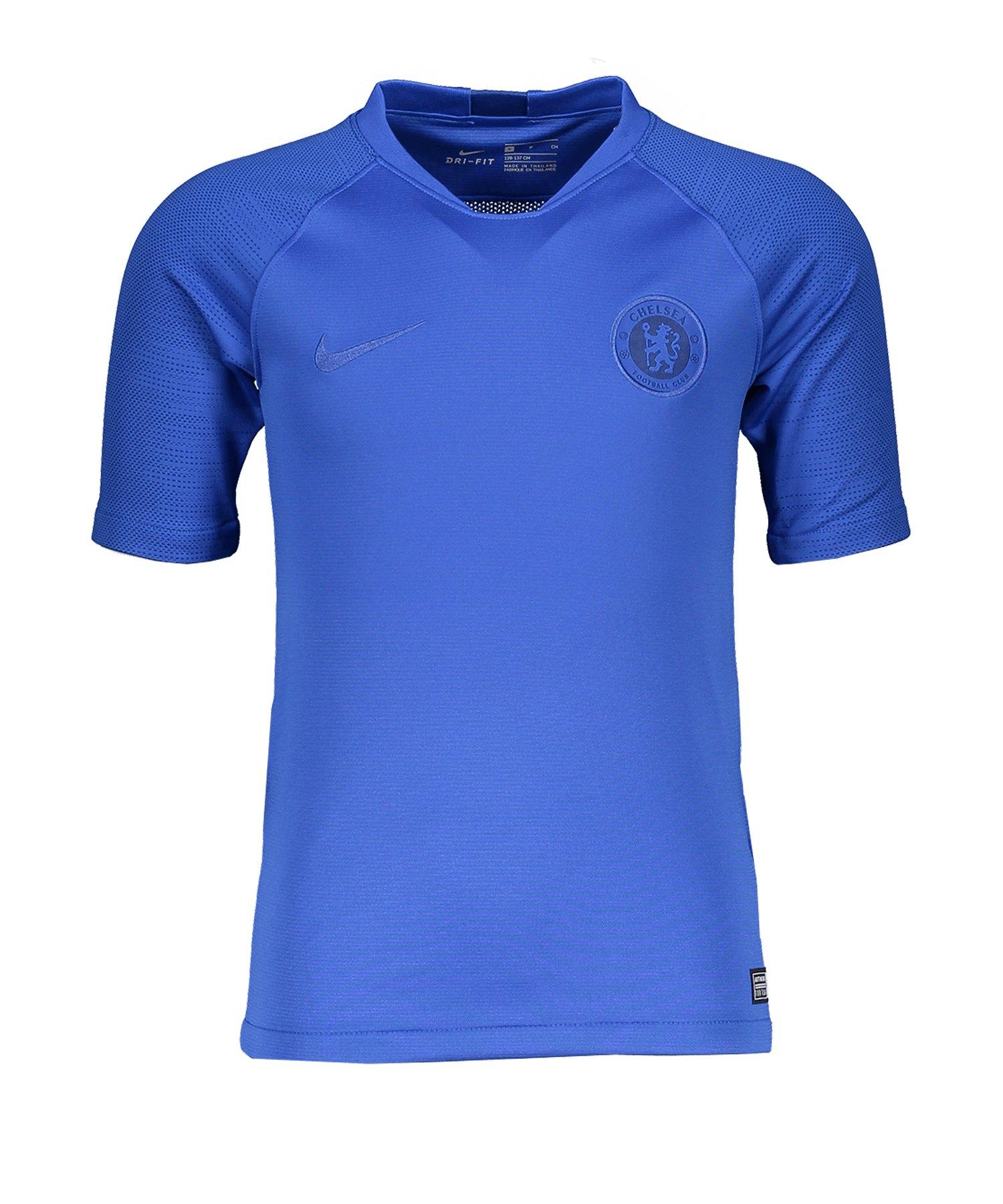 Nike FC Chelsea London Strike T-Shirt Kids F405 - blau