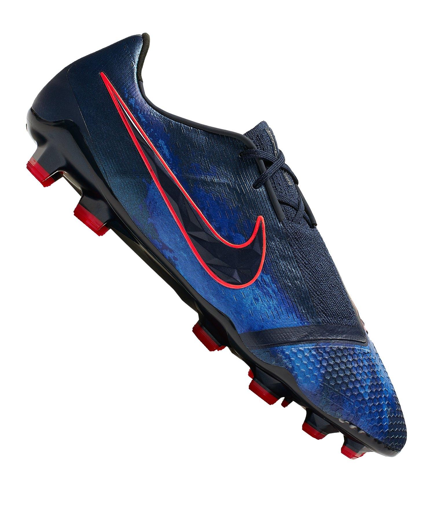 Nike Phantom Venom Elite FG Blau F440 - blau