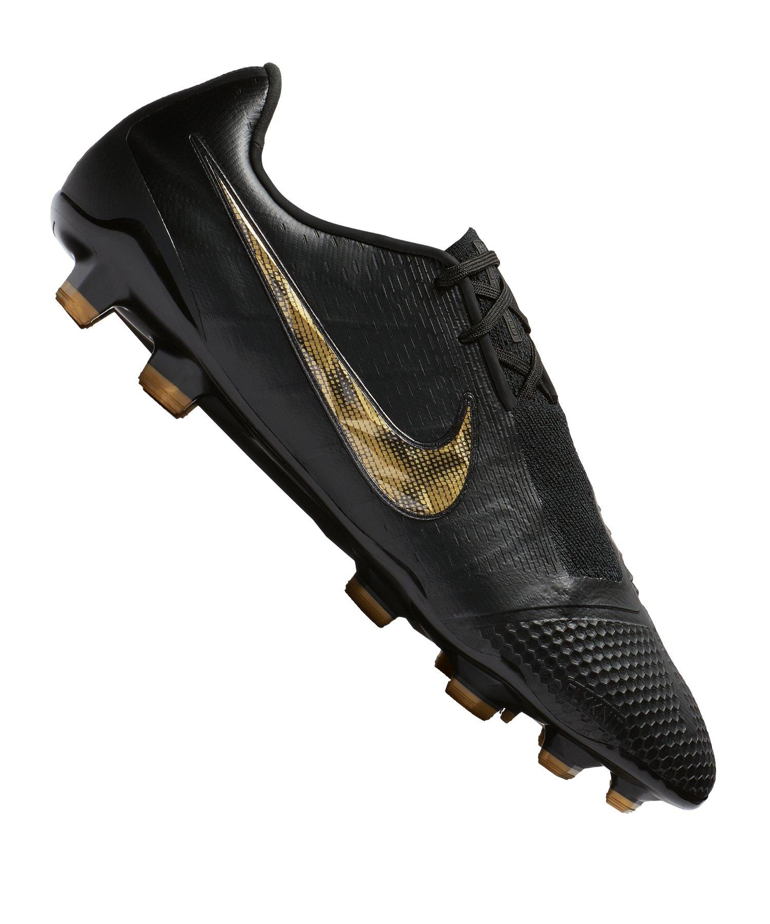 Nike Phantom Venom Elite FG Schwarz F077 - schwarz