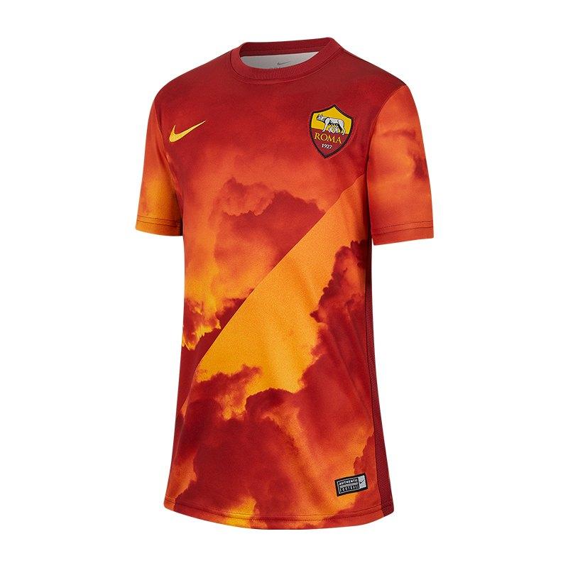Nike AS Rom Prematch Shirt kurzarm F739 - rot
