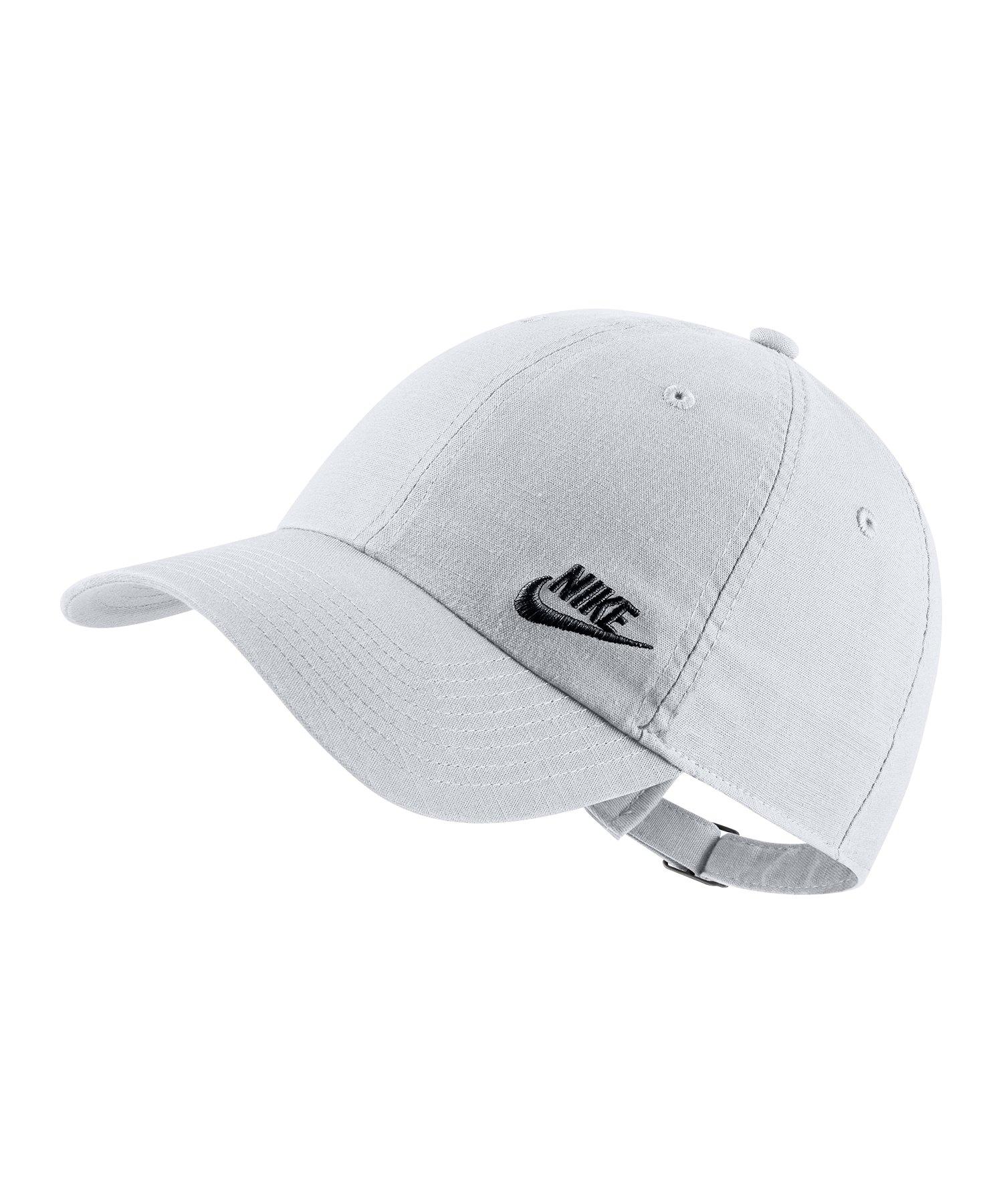 Nike Heritage 86 Classic Kappe Damen Weiss F101 - weiss