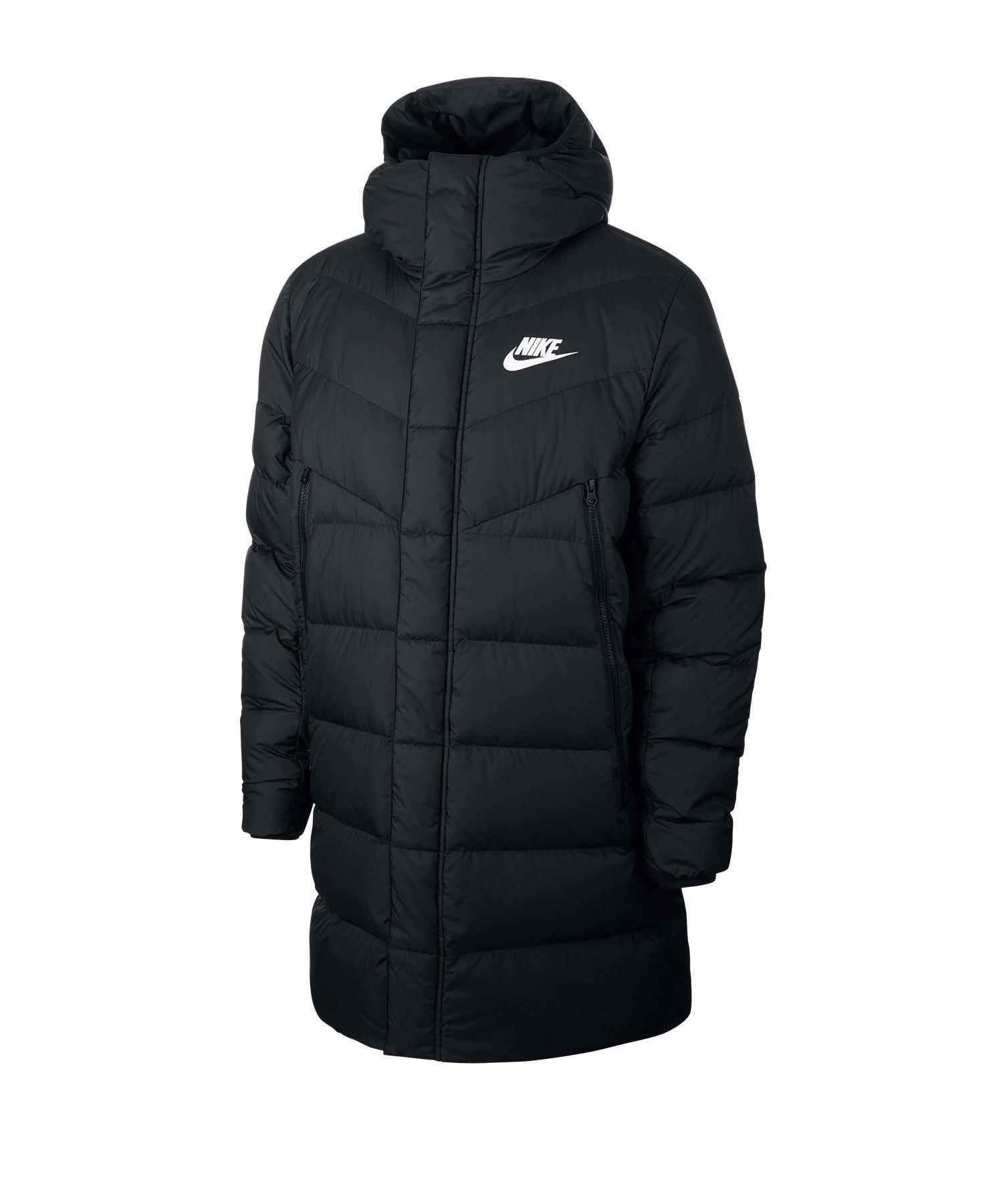 Nike Down Fill Windrunner Parka F010 - schwarz