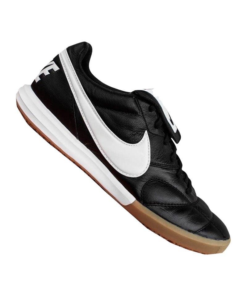 Nike The Nike Premier II IC Halle Schwarz F010 - schwarz