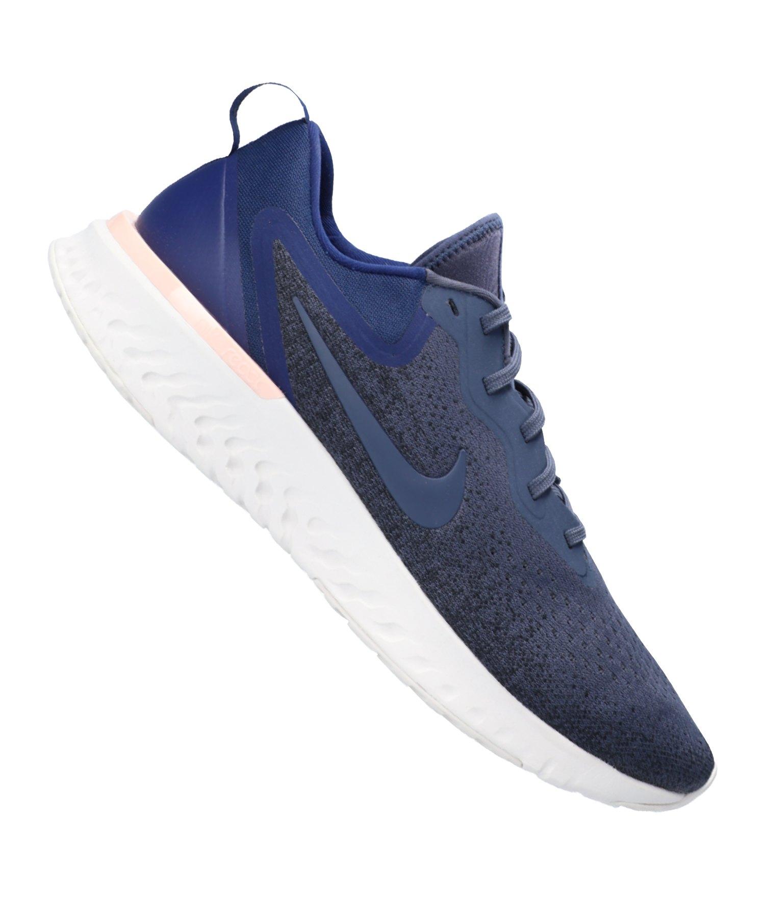 Nike Odyssey React Running Blau F403 - blau
