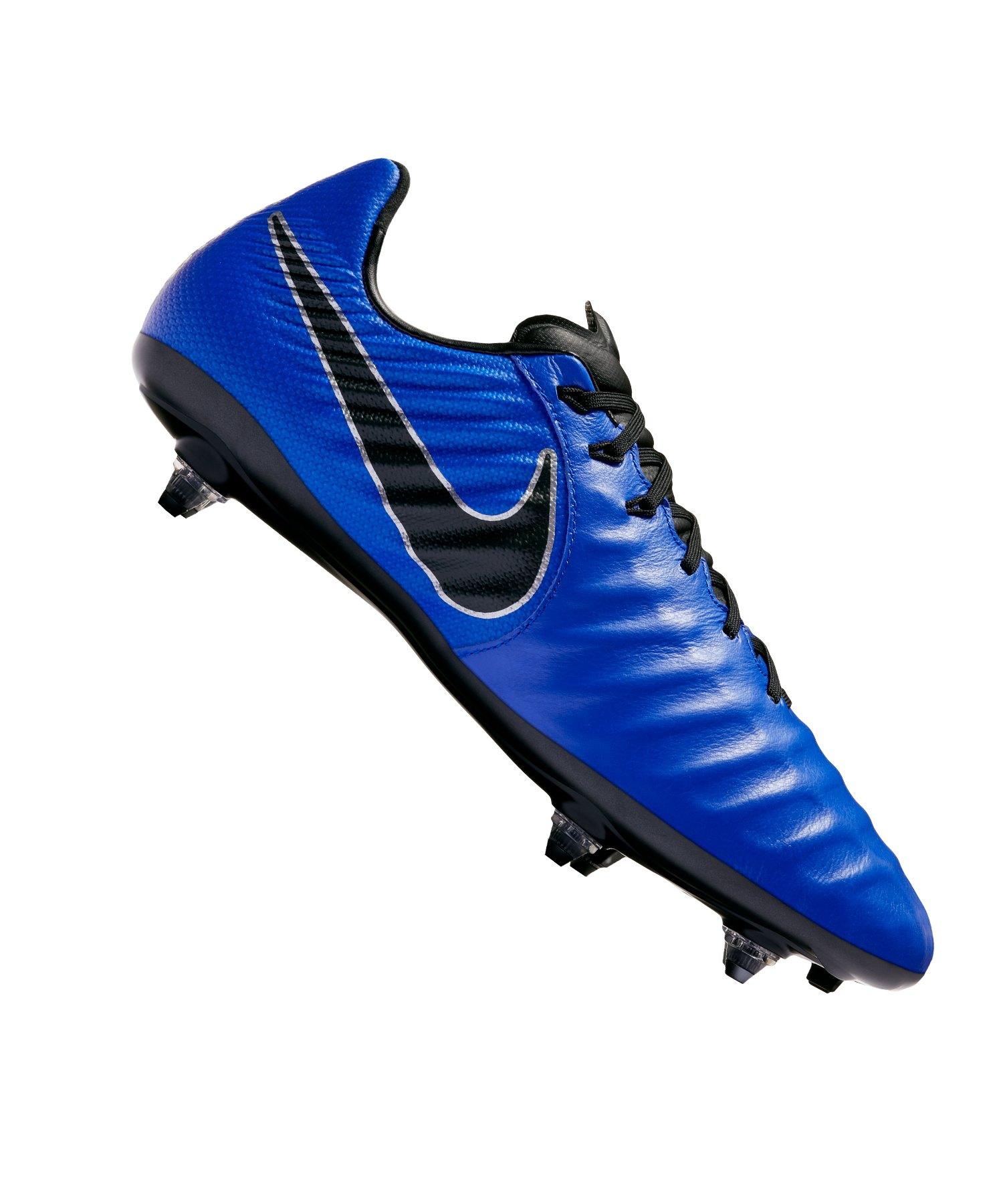 Nike Tiempo Legend VII Pro SG Blau F400 - blau
