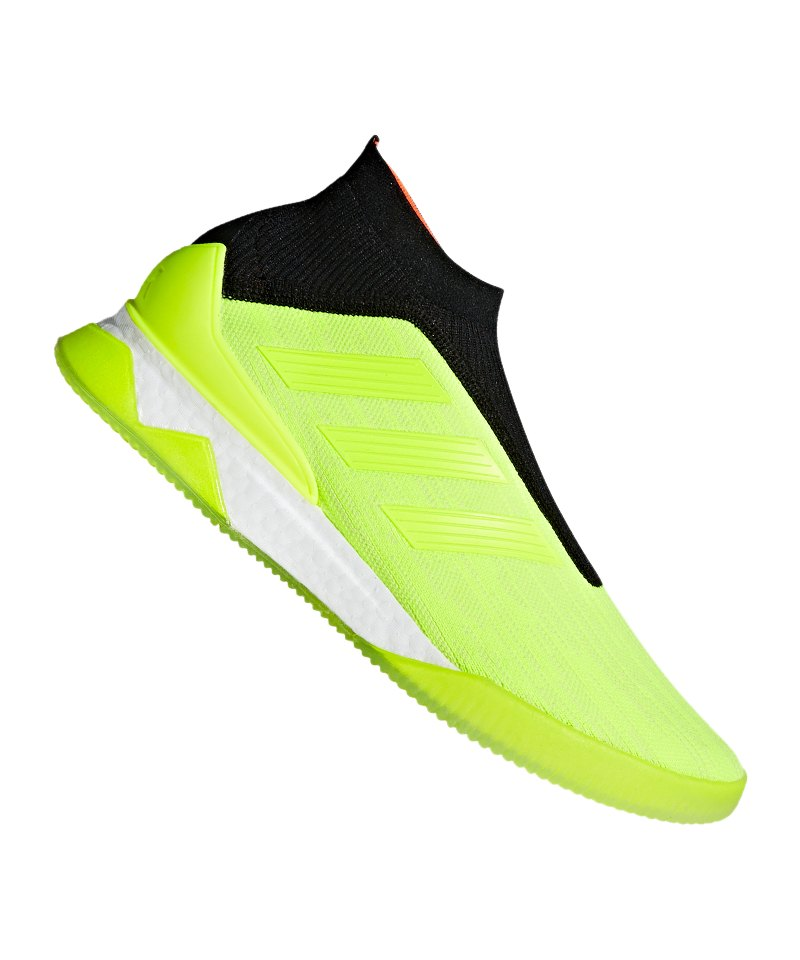 adidas Predator Tango 18+ TR Gelb - gelb