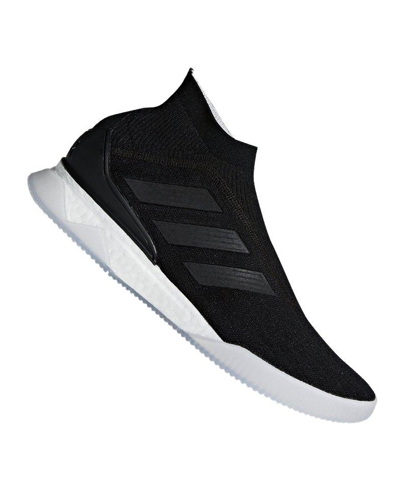 adidas Predator Tango 18+ TR Schwarz - schwarz