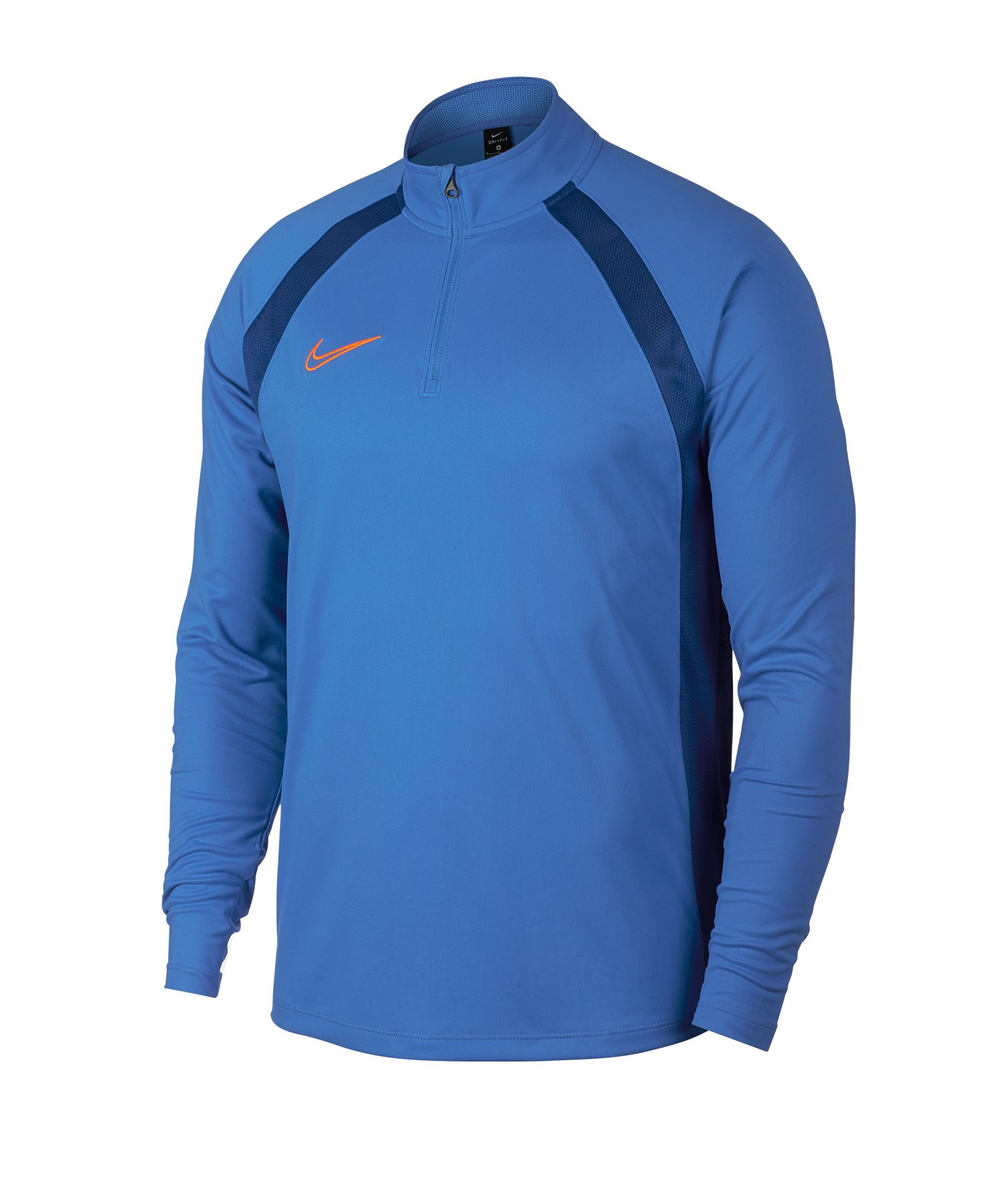 Nike Dri-FIT Academy Drill Top Blau F402 - blau