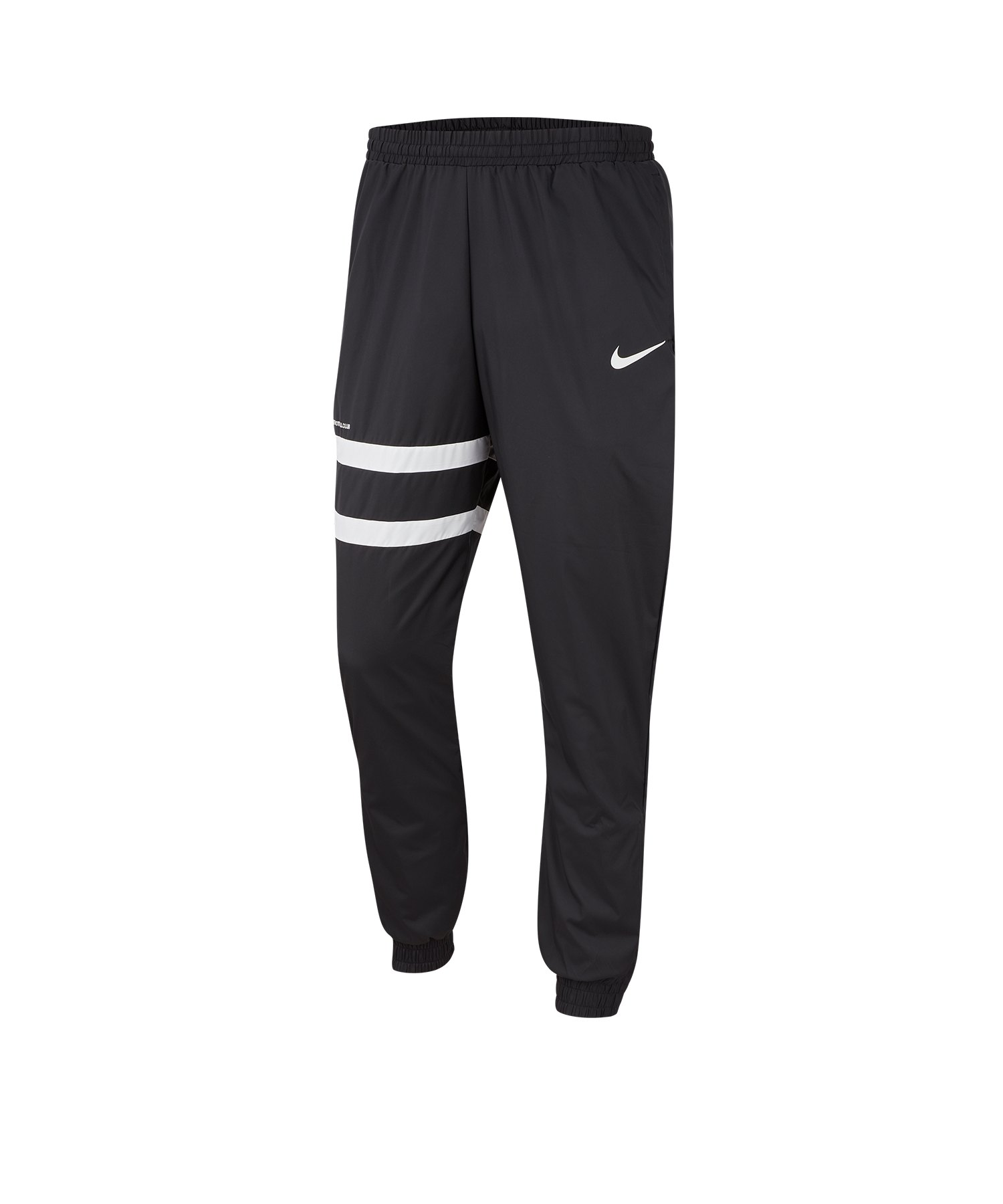 Nike F.C. Track Pant Hose Schwarz F010 - schwarz