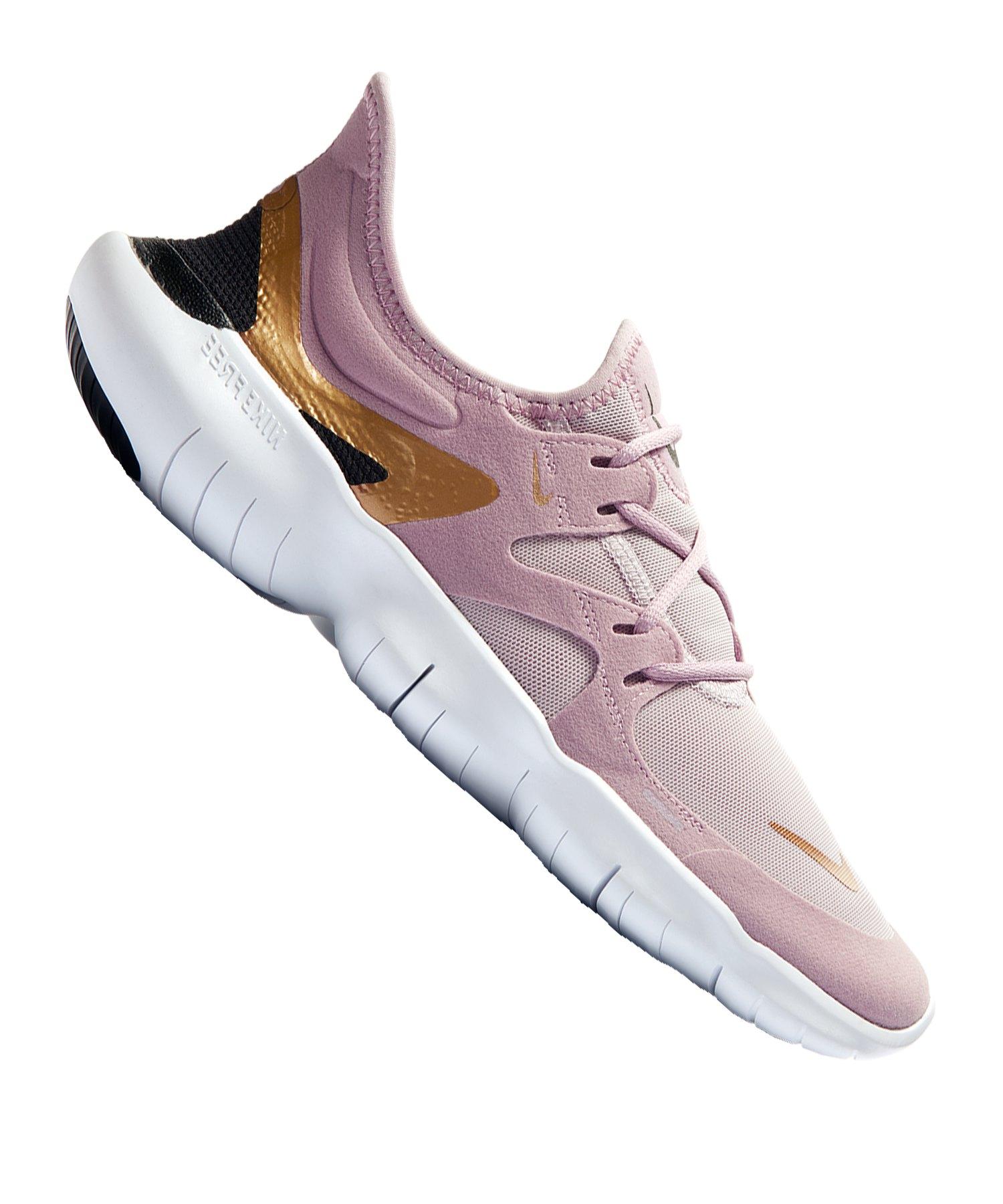 Nike Free RN 5.0 Running Damen Lila F501 - lila