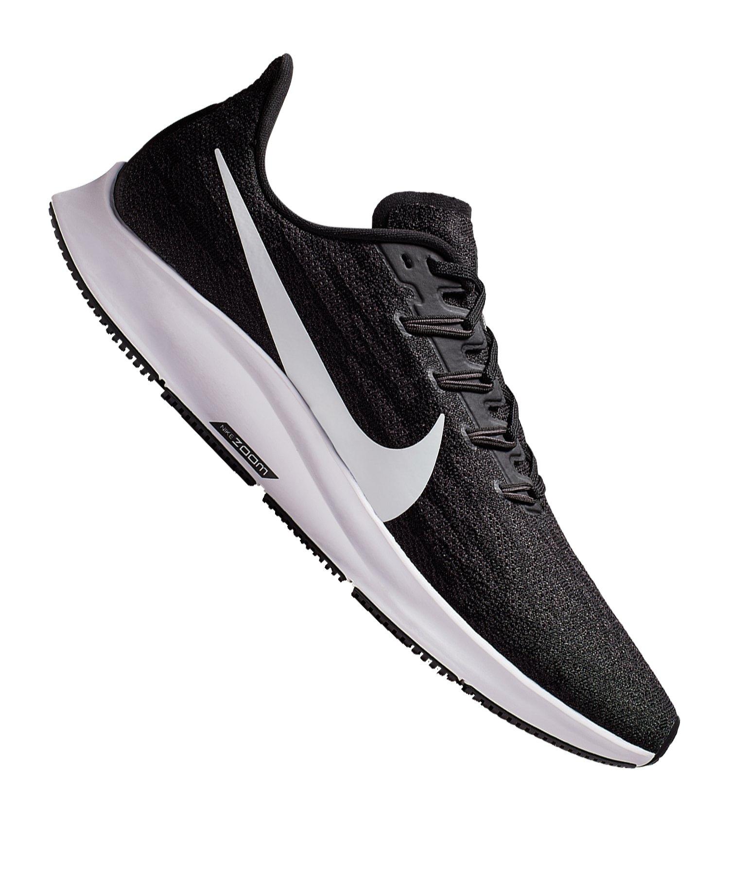 Nike Air Zoom Pegasus 36 Running Schwarz F002 - Schwarz