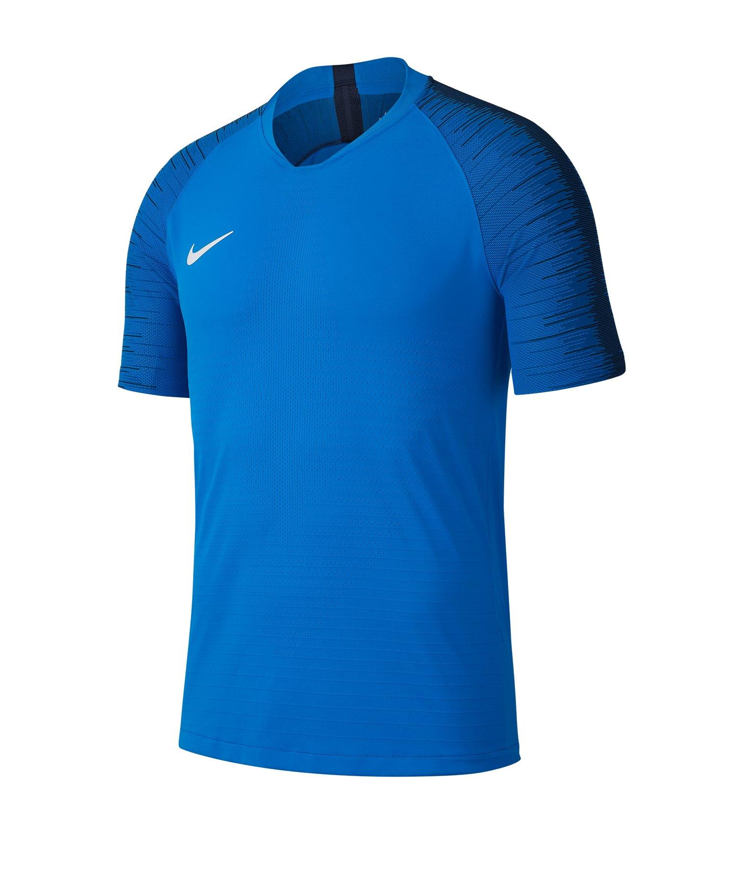 Nike Vaporknit II Trikot kurzarm Blau F463 - blau
