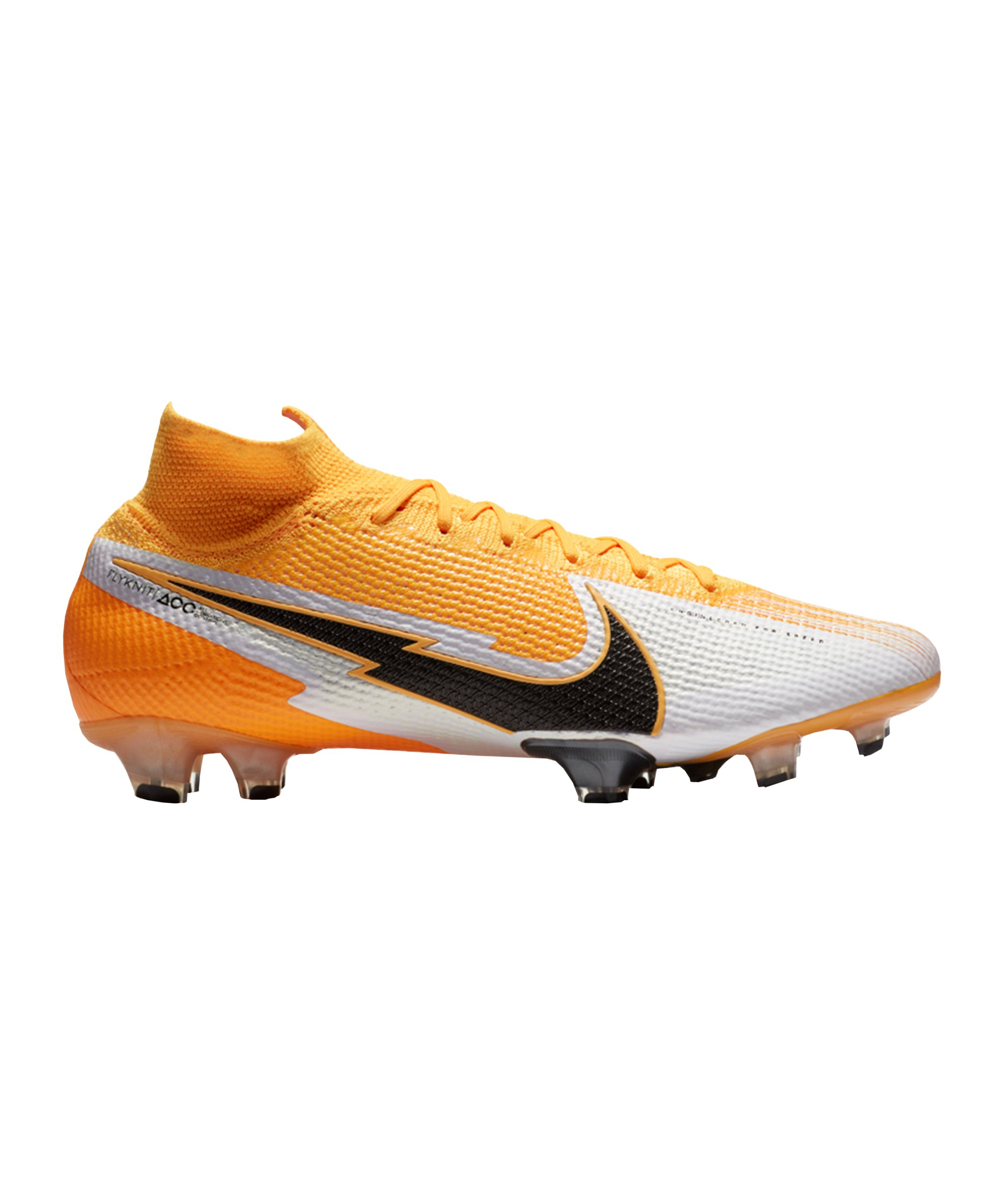 Nike Mercurial Superfly VII Daybreak Elite FG Orange F801 - orange