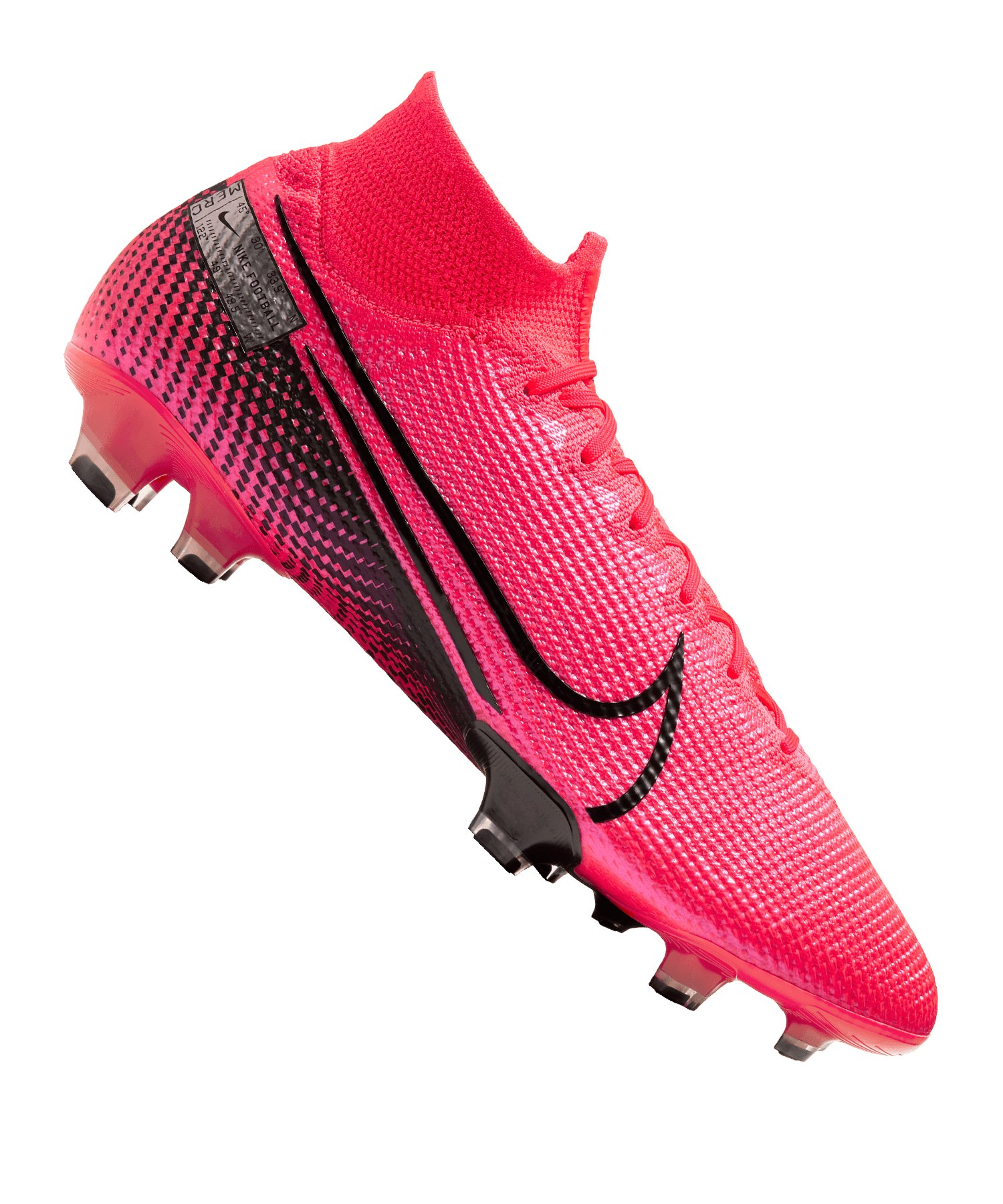 Nike Mercurial Superfly VII Elite FG Rot F606 - rot