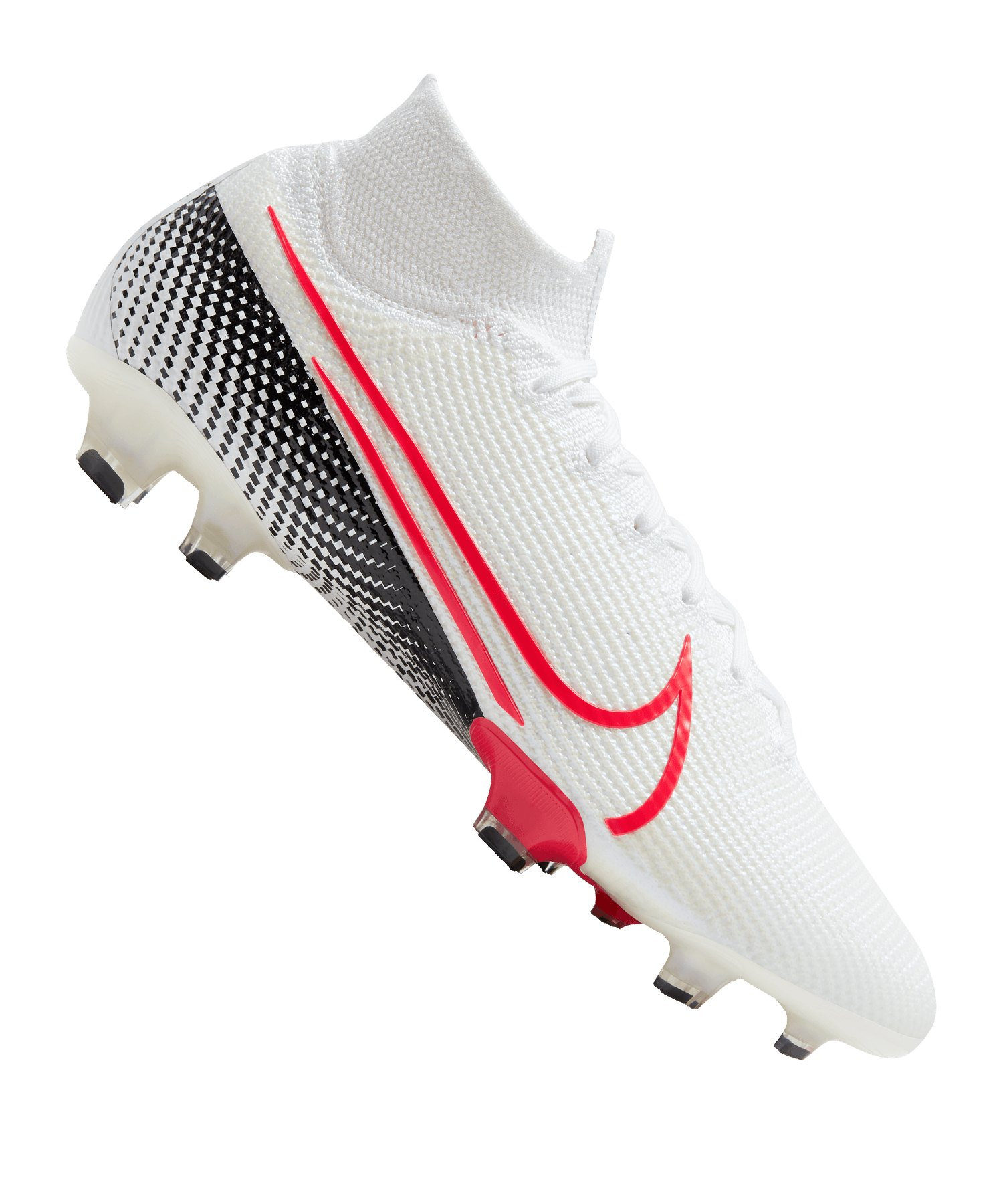 Nike Mercurial Superfly VII Future Lab II Elite FG Weiss F160 - weiss