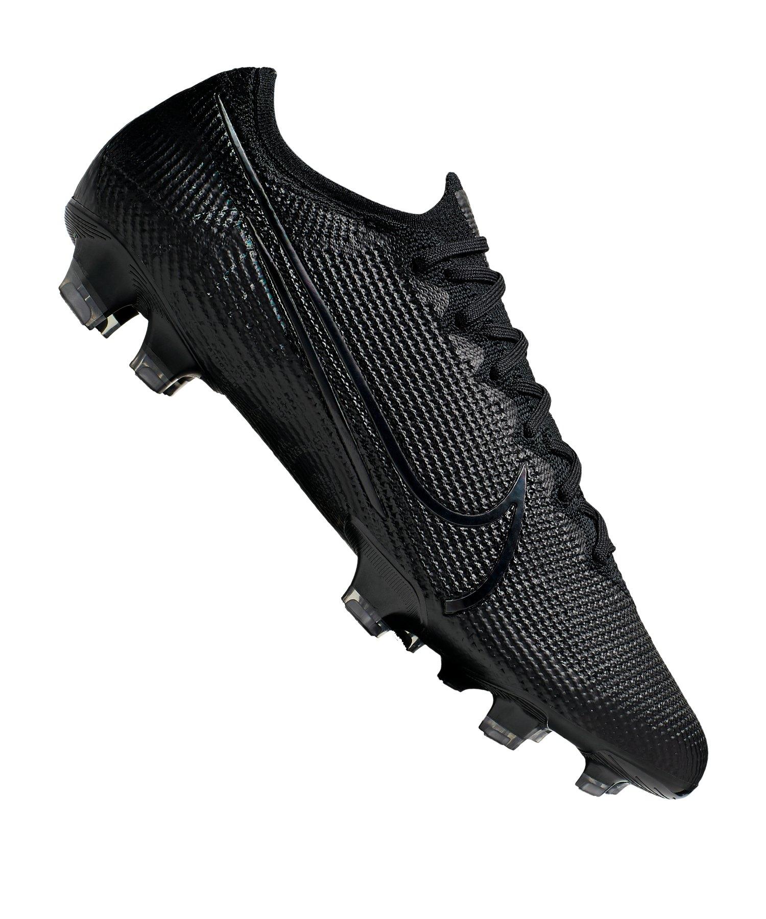 Nike Mercurial Vapor XIII Elite FG F001 - schwarz