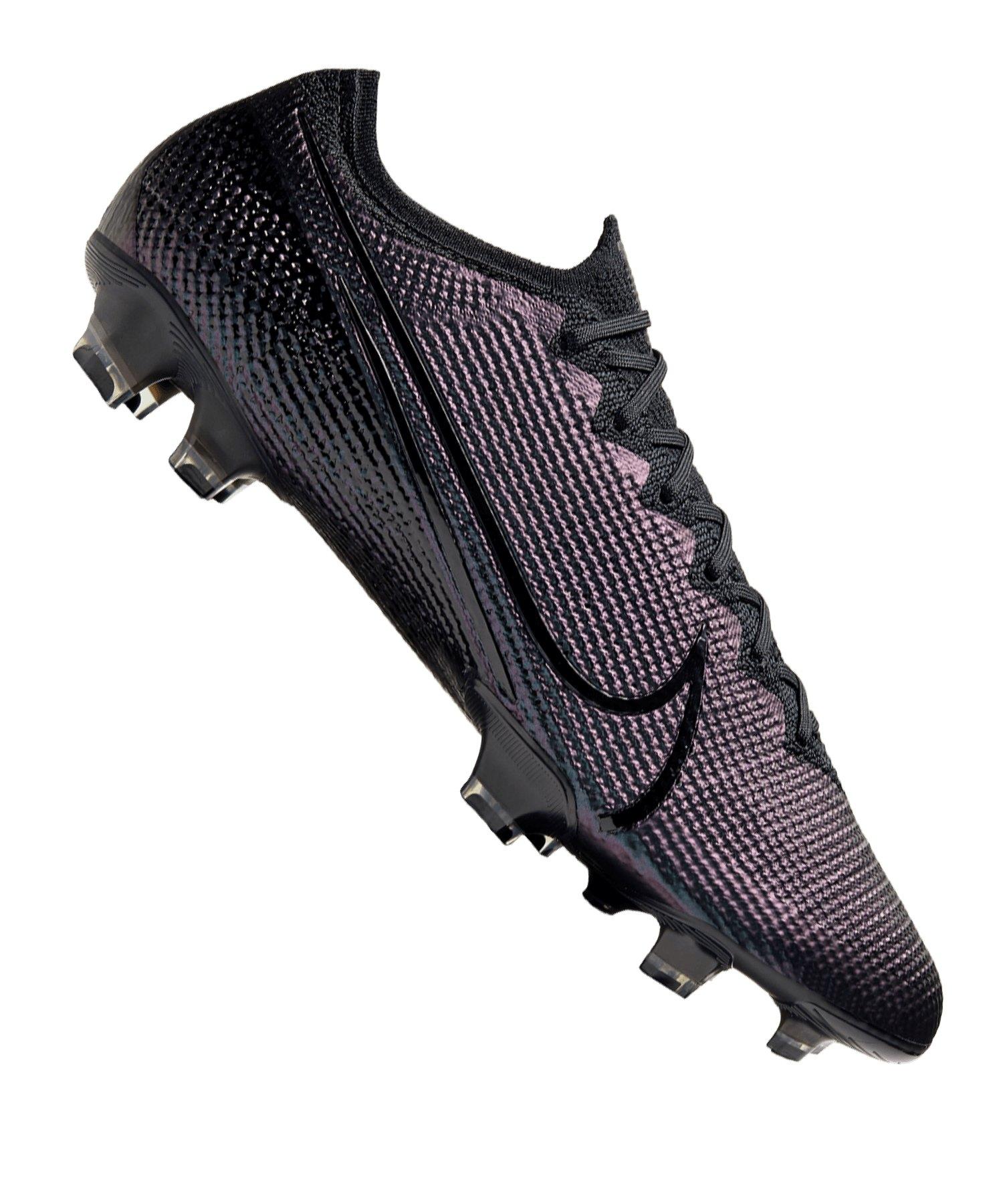 Nike Mercurial Vapor XIII Elite FG Schwarz F010 - schwarz
