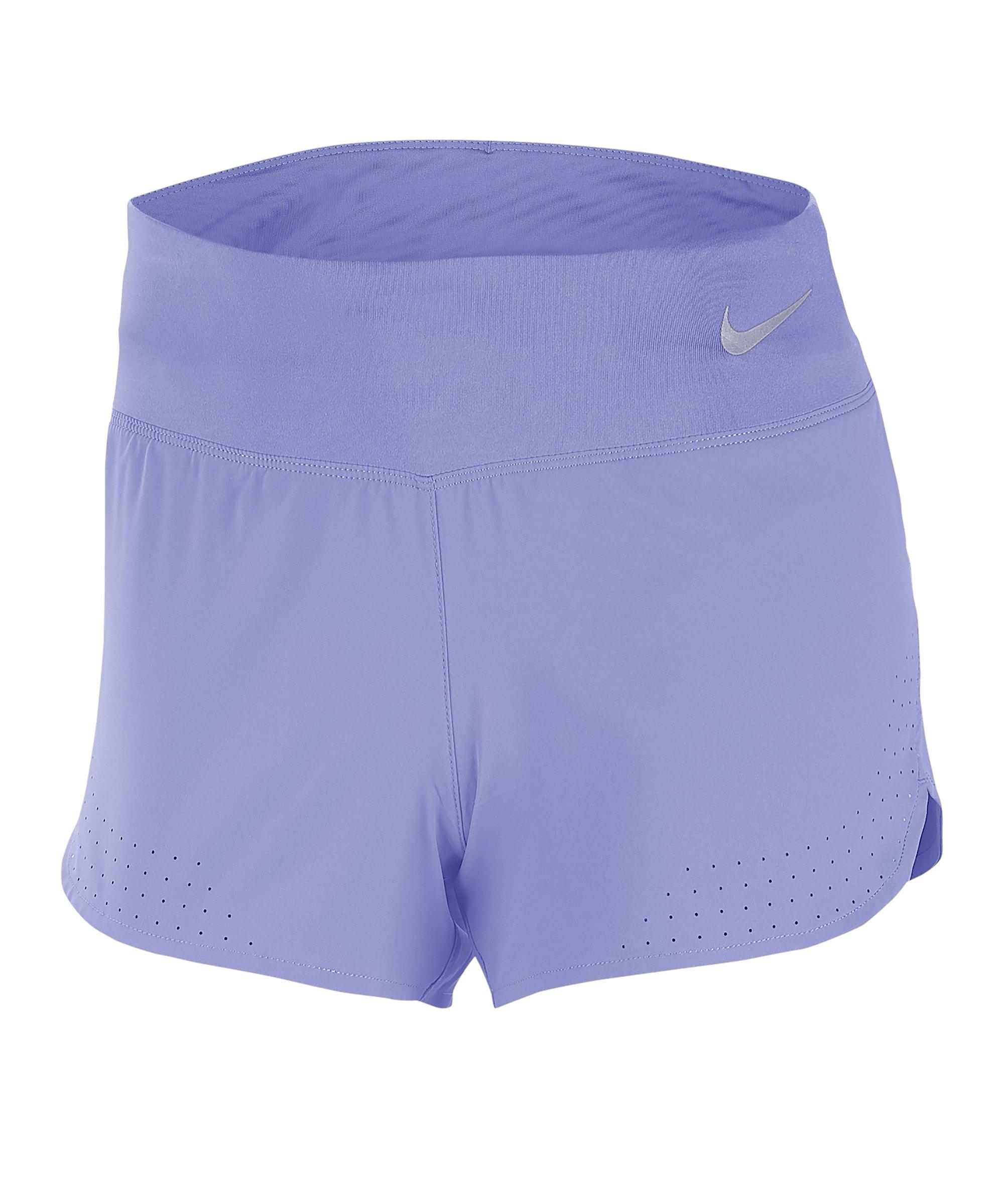 Nike Eclipse 3 Short Running Damen Grau F569 - grau