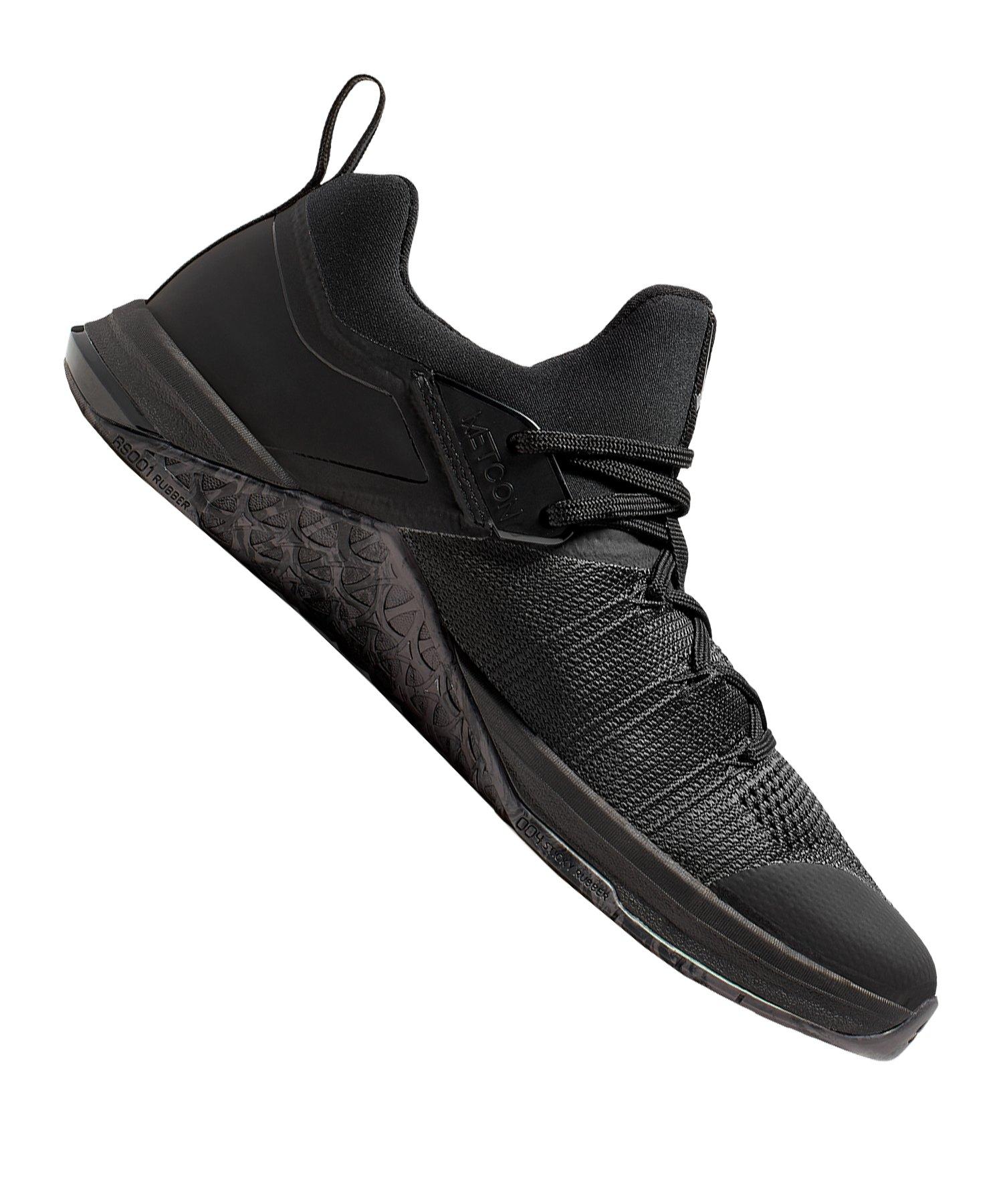 Nike Metcon Flyknit 3 Training F010 - schwarz