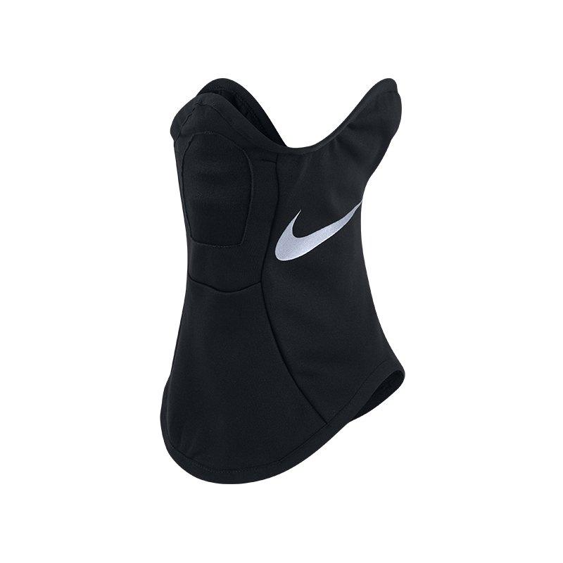 Nike Squad Snood Neckwarmer Schwarz F011 - schwarz