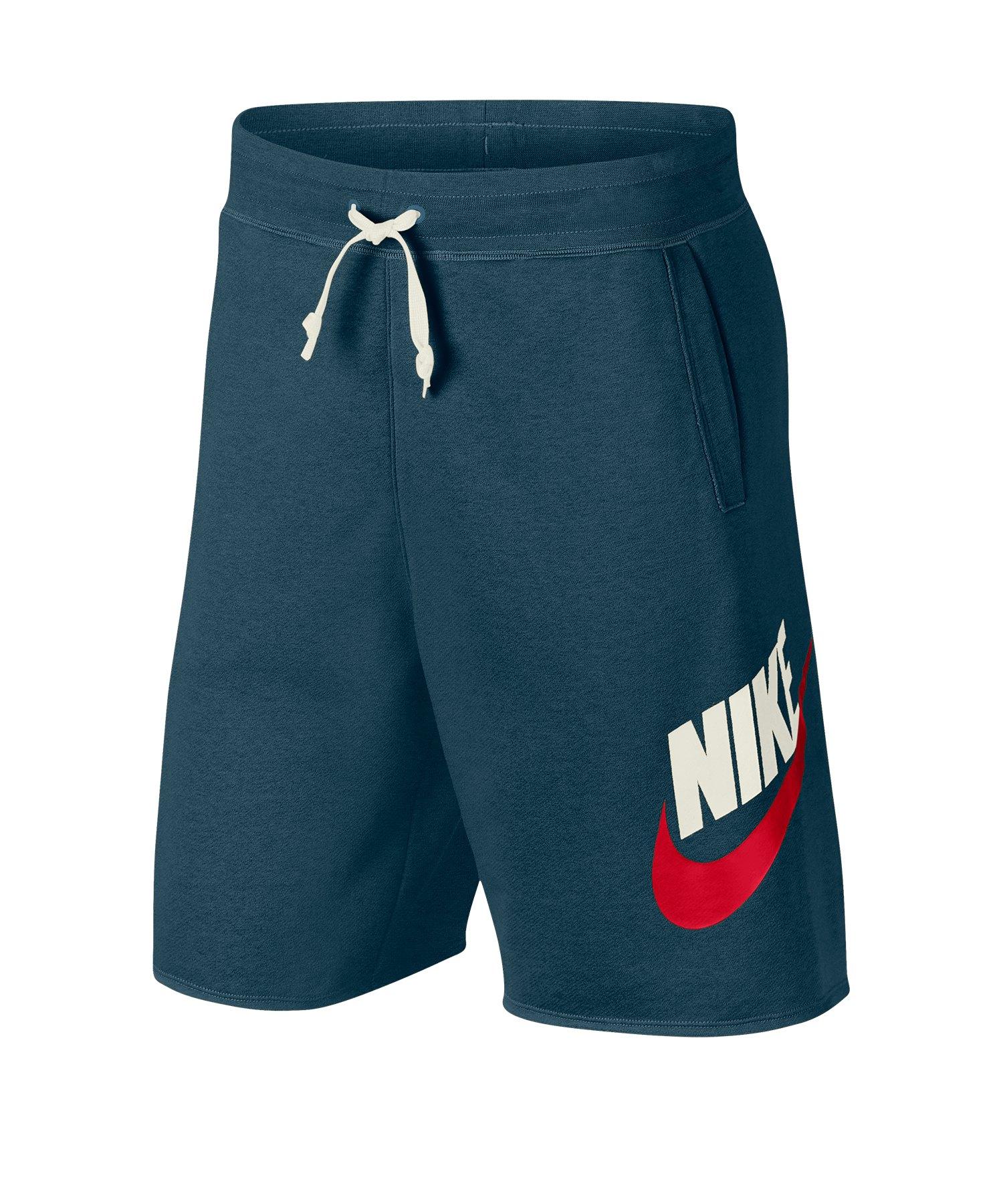 Nike Short Hose kurz Blau Weiss Rot F304 - Gruen