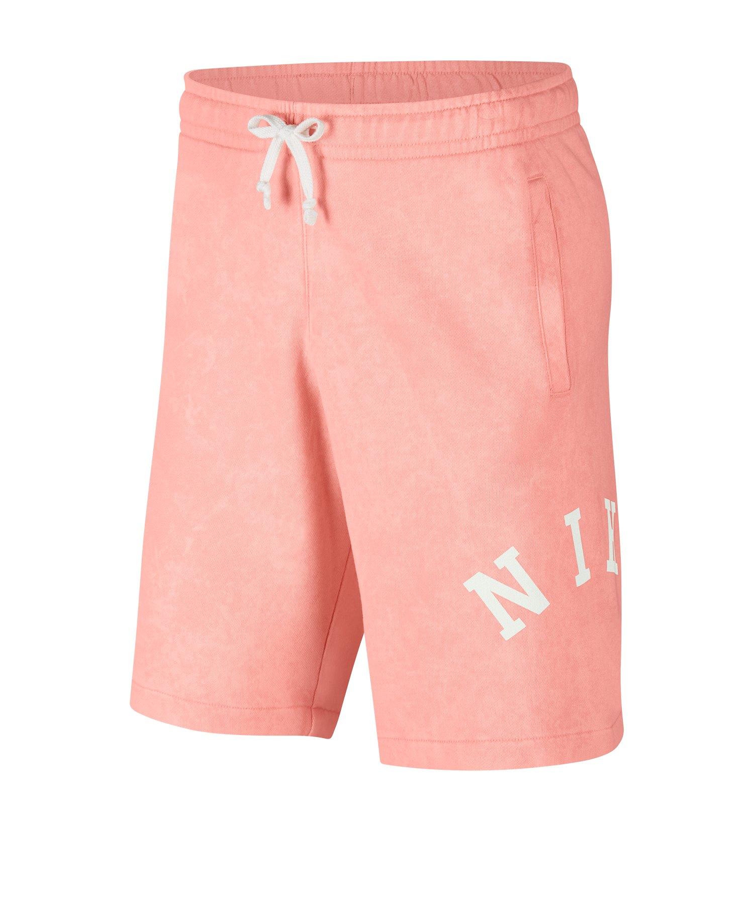 Nike Wash Short Hose kurz Rosa F697 - rosa