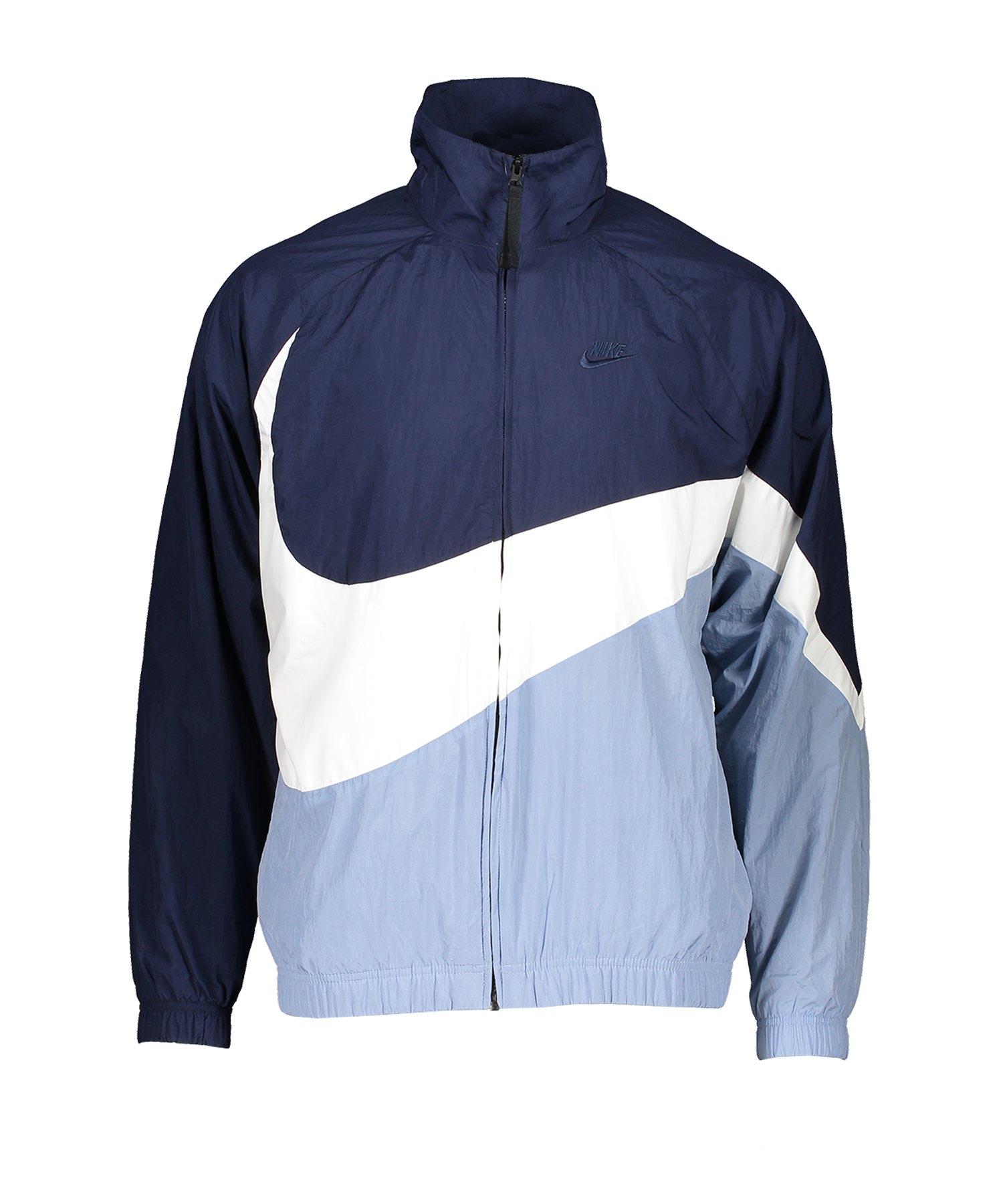 Nike Woven Jacket Jacke Blau F451 - blau