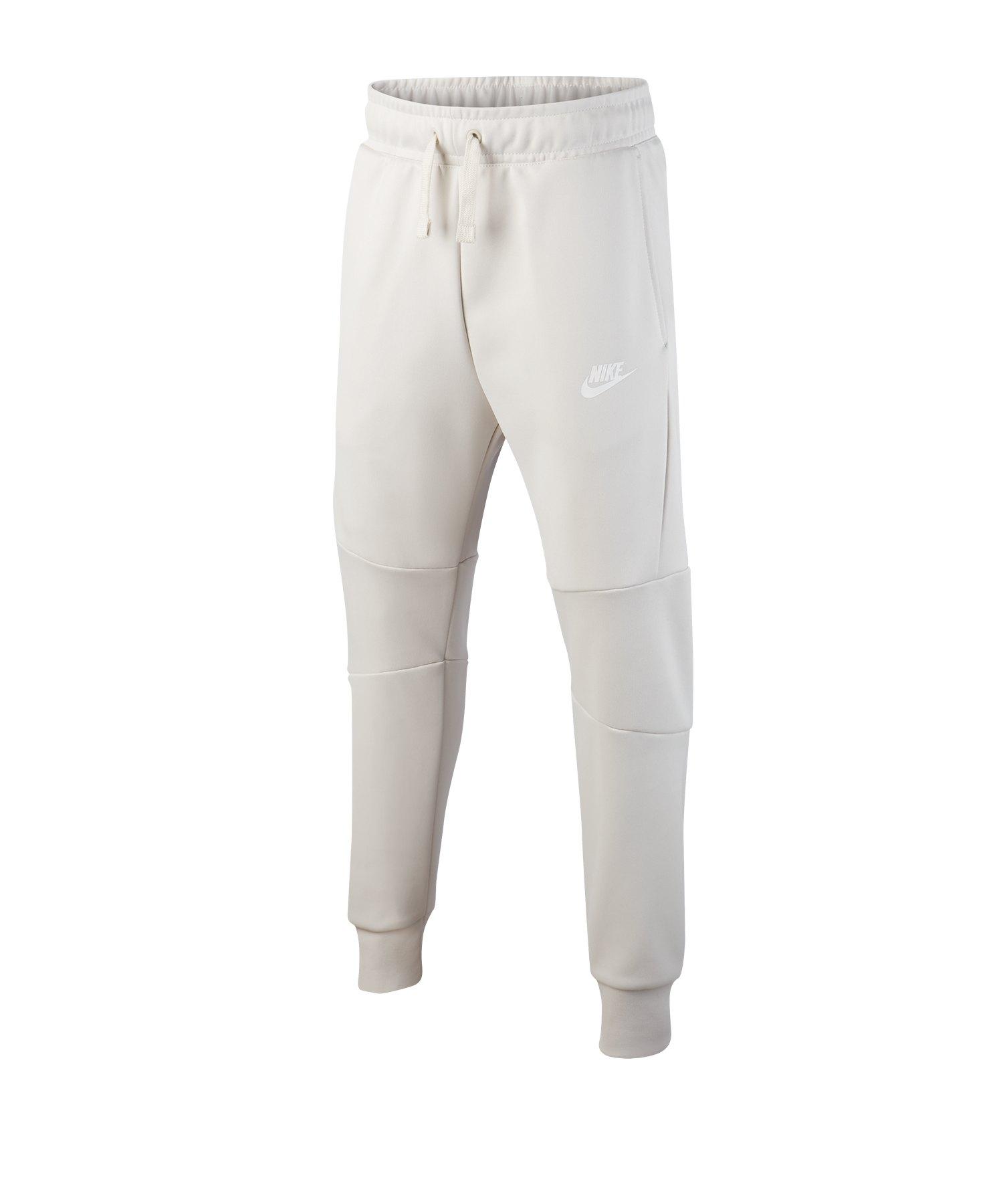 Nike Tech Fleece SSNL Jogginghose Pant Kids F072 - beige