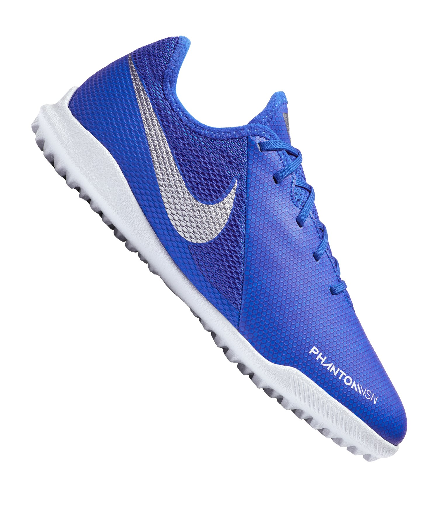 Nike Jr Phantom Vision Academy TF Kids Blau F410 - Blau
