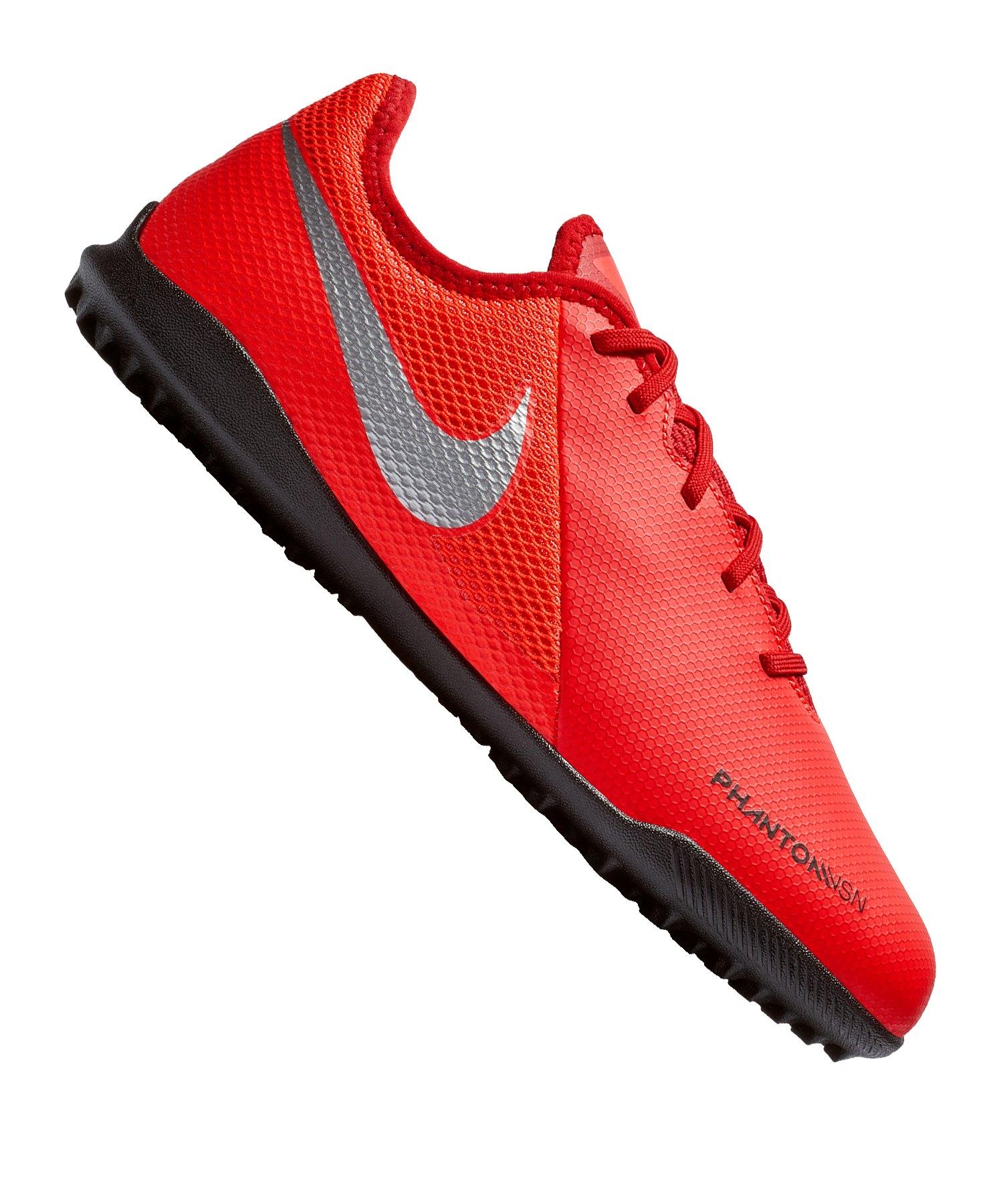Nike Jr Phantom Vision Academy TF Kids Rot F600 - rot