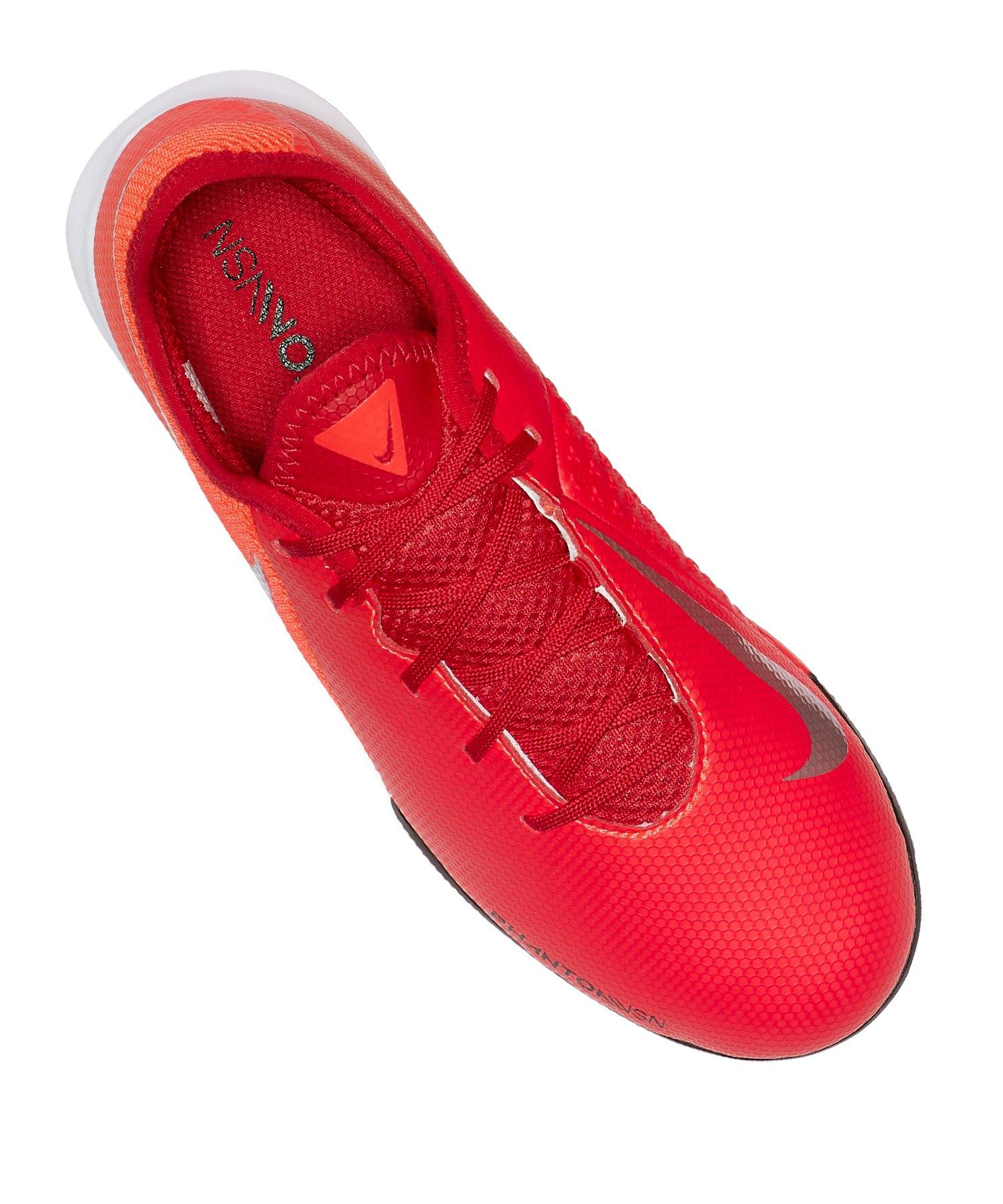 Nike Jr Phantom Vision Academy IC Kids Blau F400