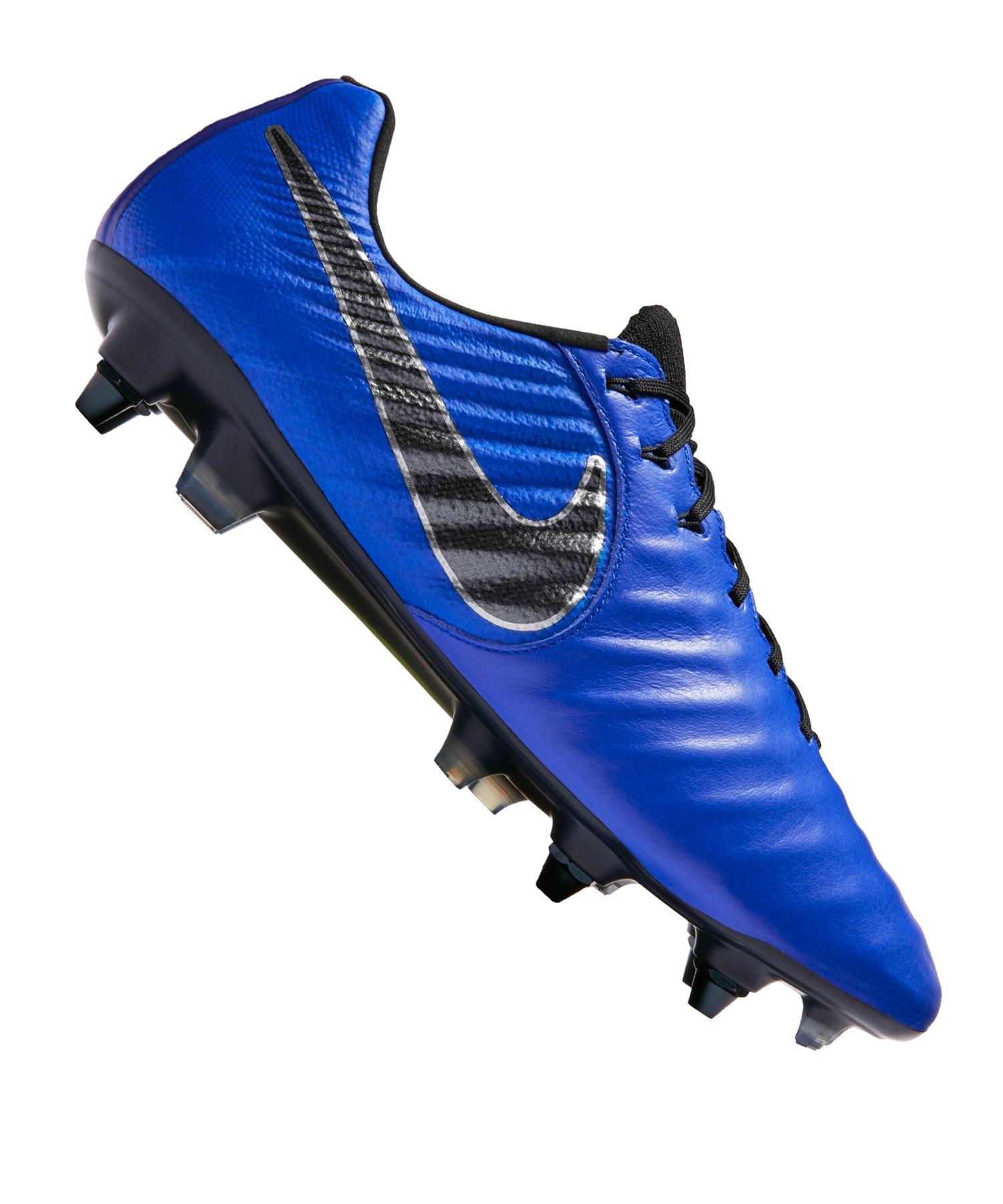 Nike Tiempo Legend VII Elite SG-Pro Anti Clog F400 - blau