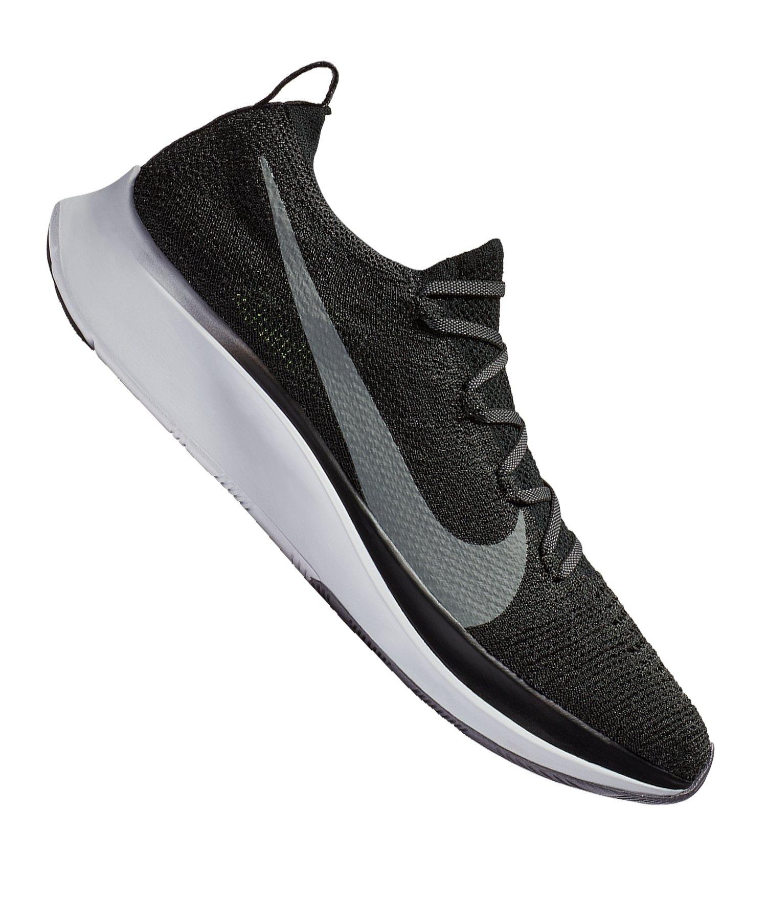 Nike Zoom Fly Flyknit Running Schwarz F001 - schwarz