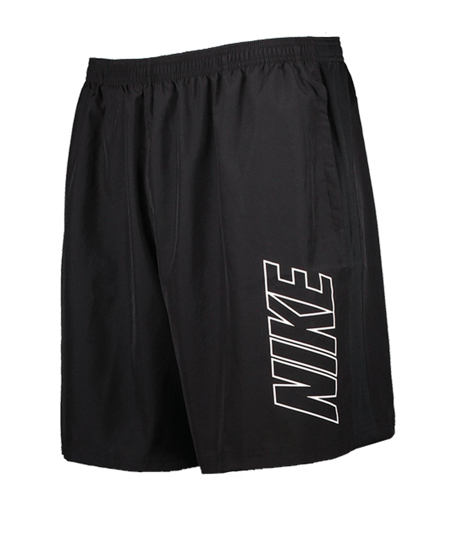 Nike Dri-FIT Academy Short Hose kurz Schwarz F010 - Schwarz