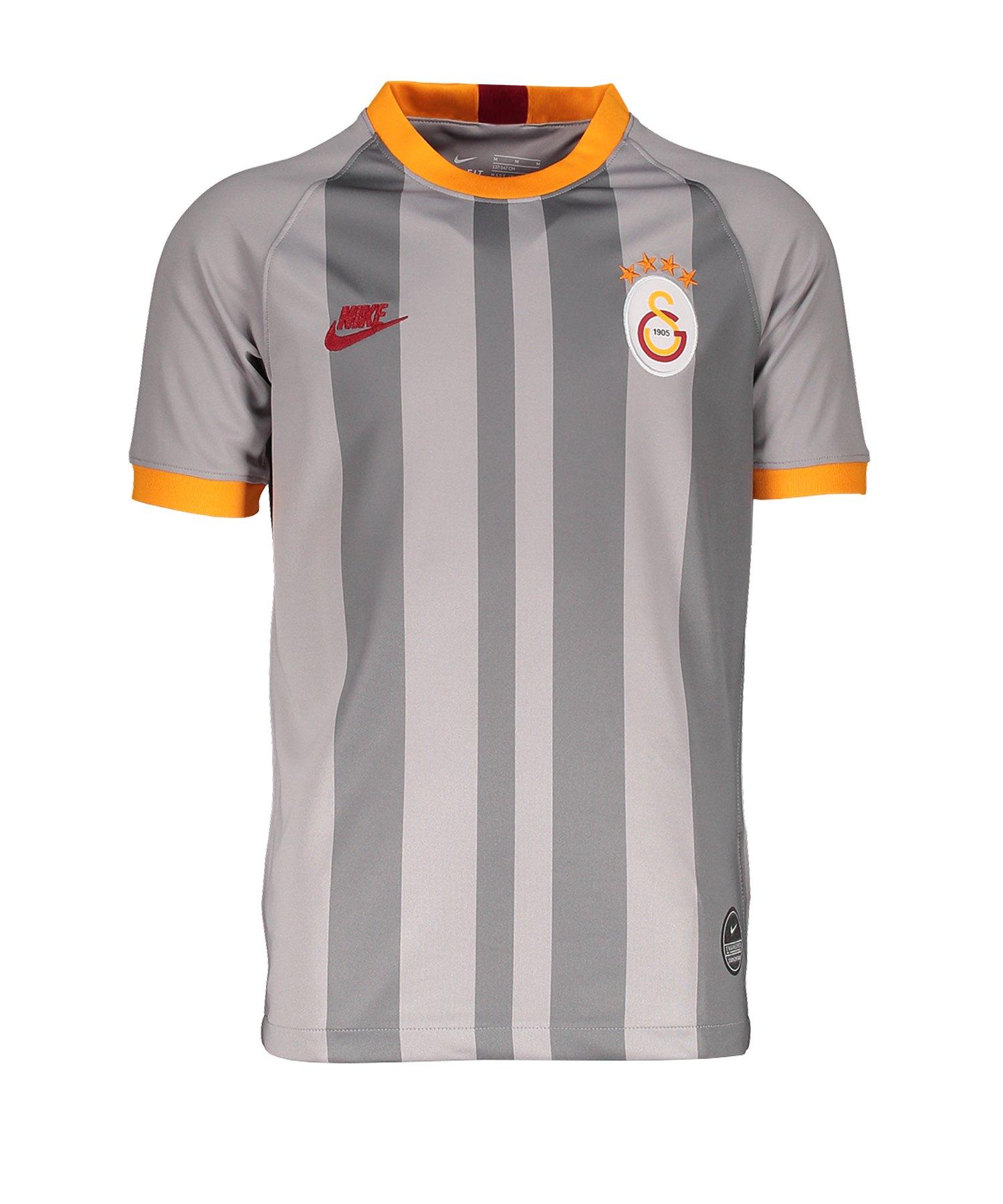 Nike Galatasaray Istanbul Trikot UCL 2019/2020 F060 - grau