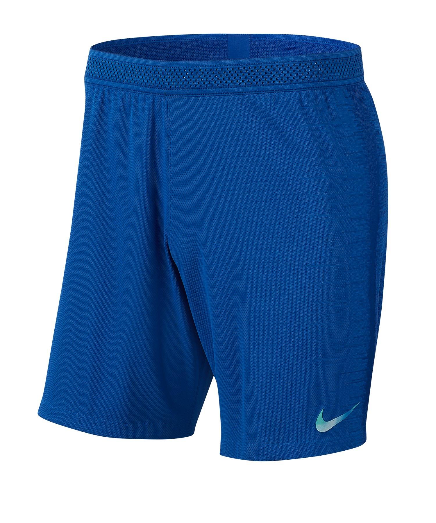 Nike Vaporknit Spray Short Hose kurz Blau F480 - Blau