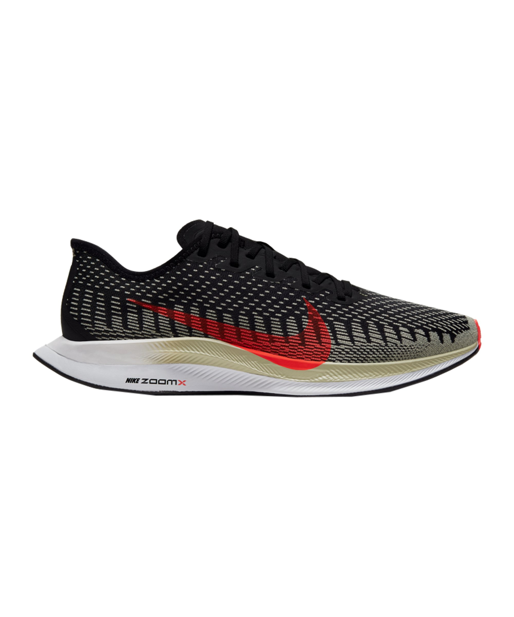 Nike Zoom Pegasus Turbo 2 Running Schwarz F011 - schwarz
