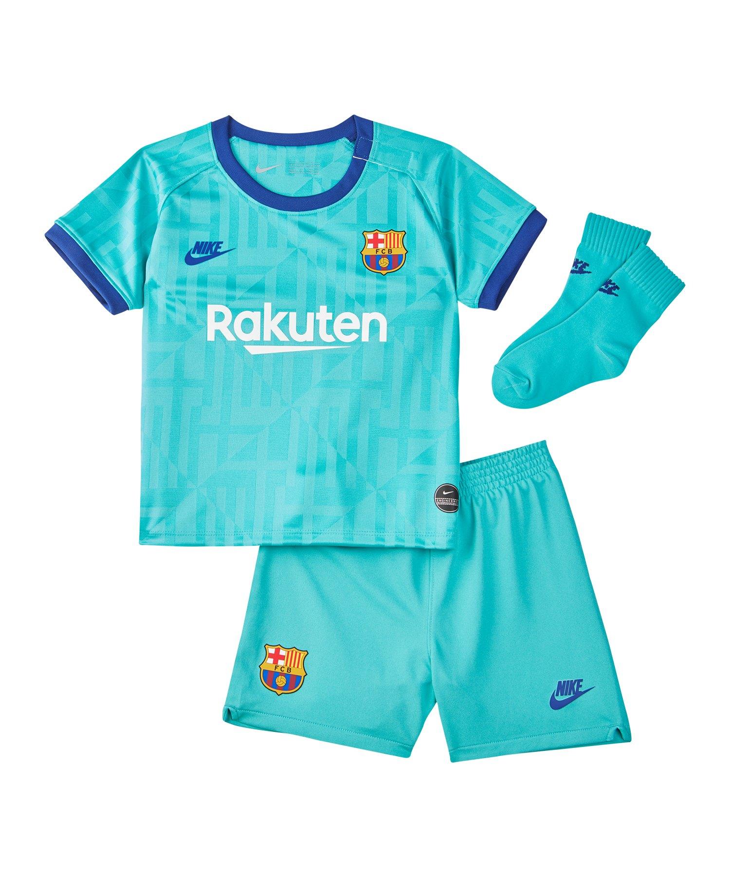 Nike FC Barcelona Babykit UCL 2019/2020 F310 - blau