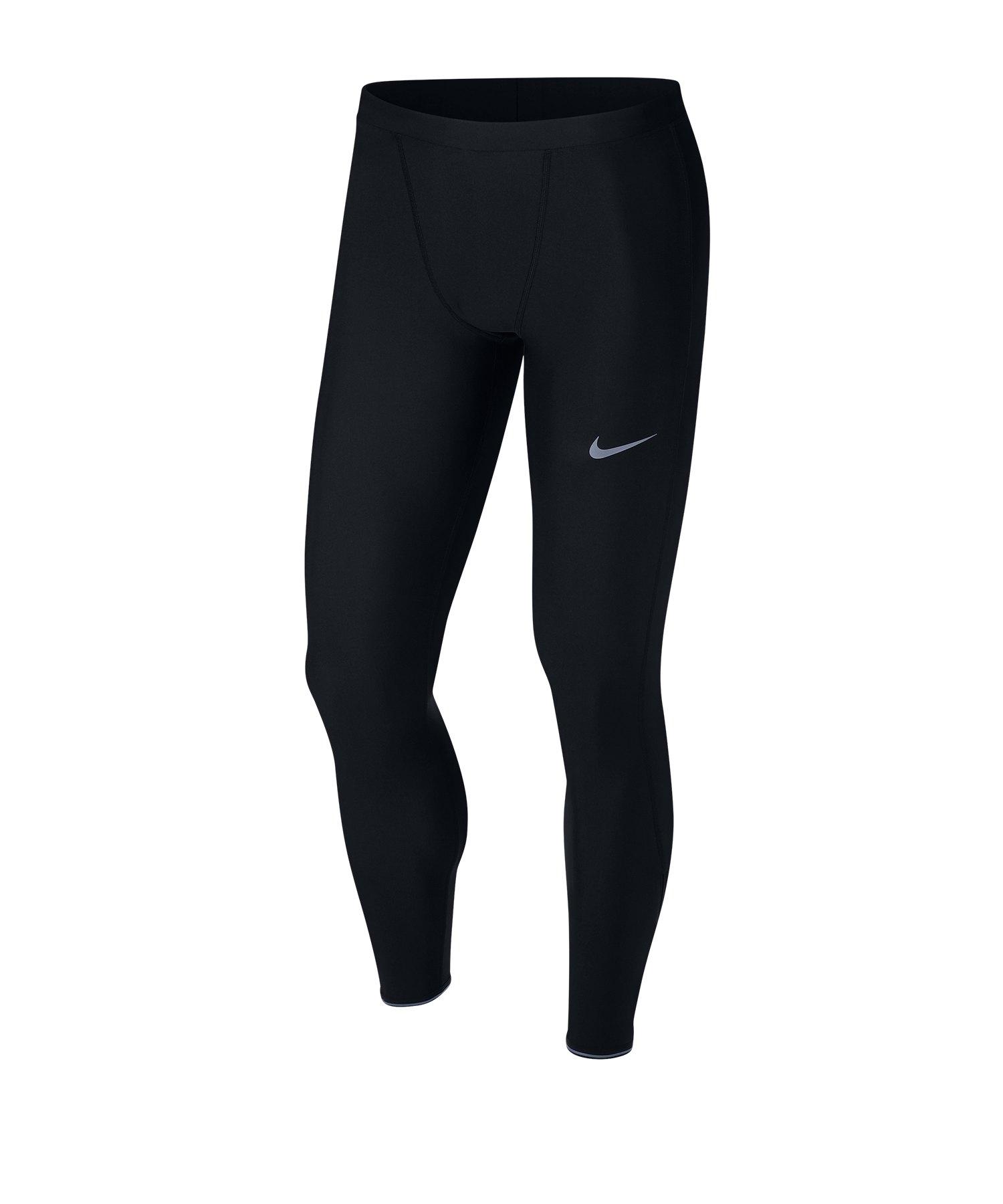 Nike Mobility Tight Running Schwarz F010 - schwarz