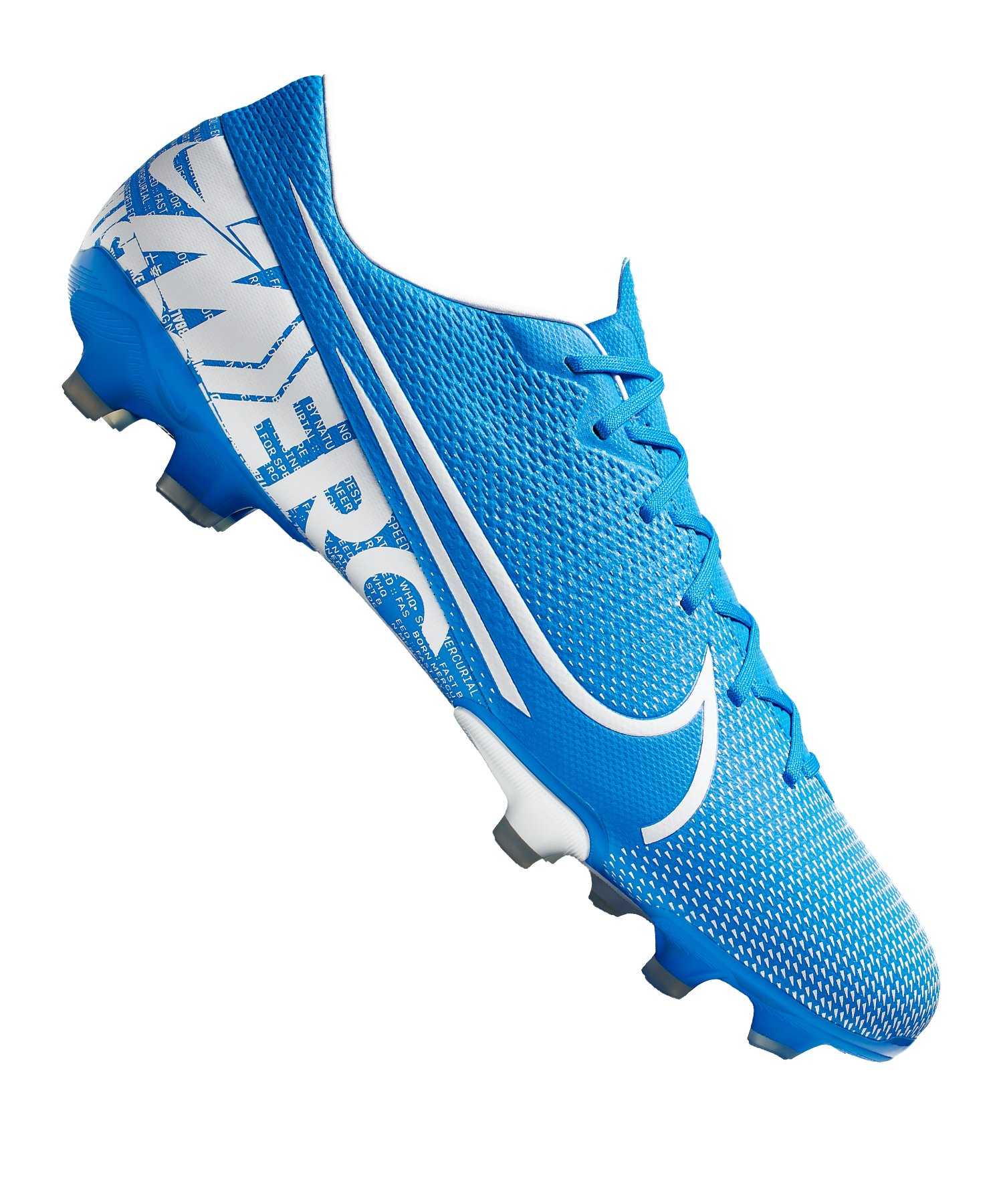 Nike Mercurial Vapor XIII Academy FG/MG Blau F414 - blau