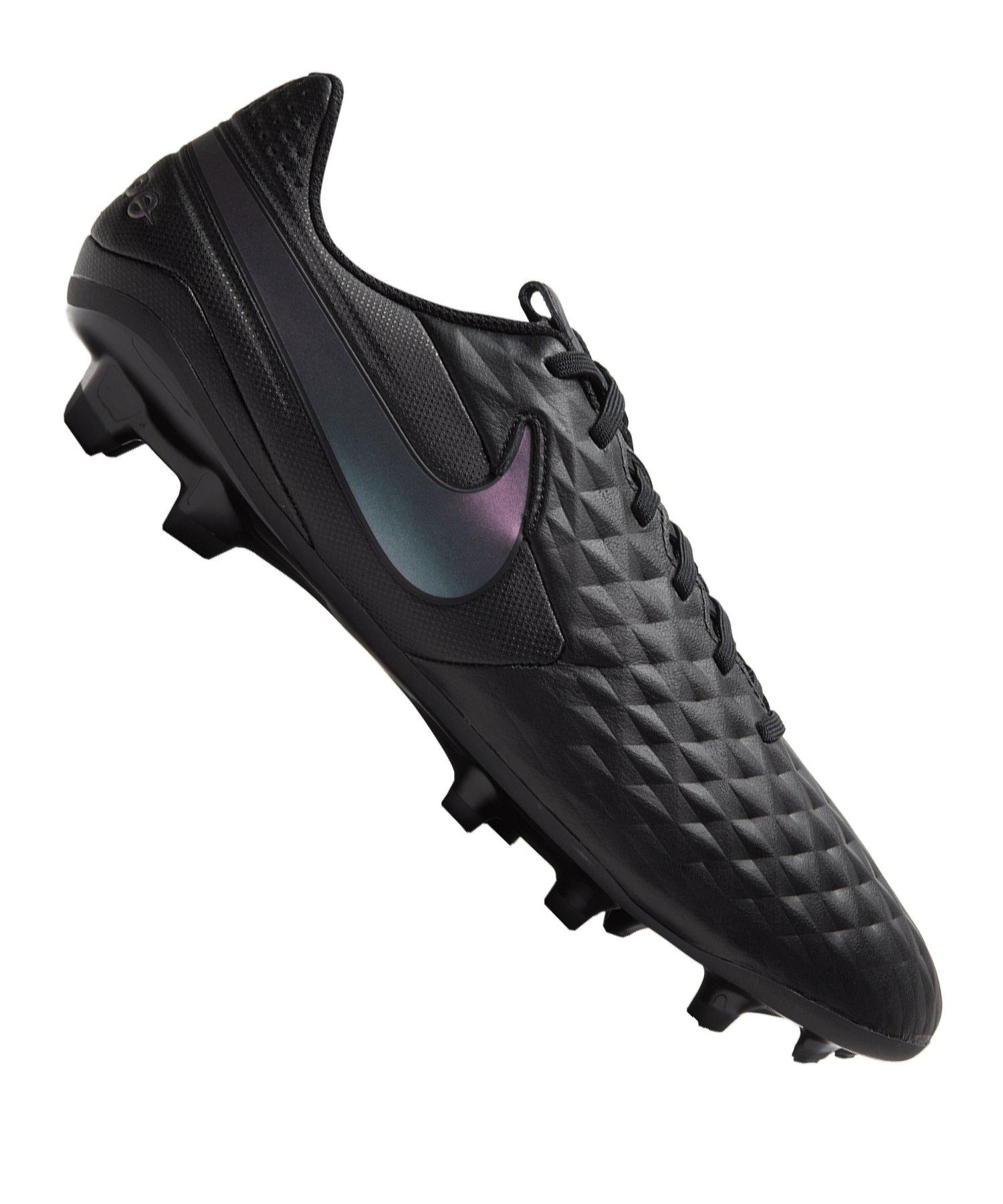 Nike Tiempo Legend VIII Academy FG/MG Schwarz F010 - schwarz