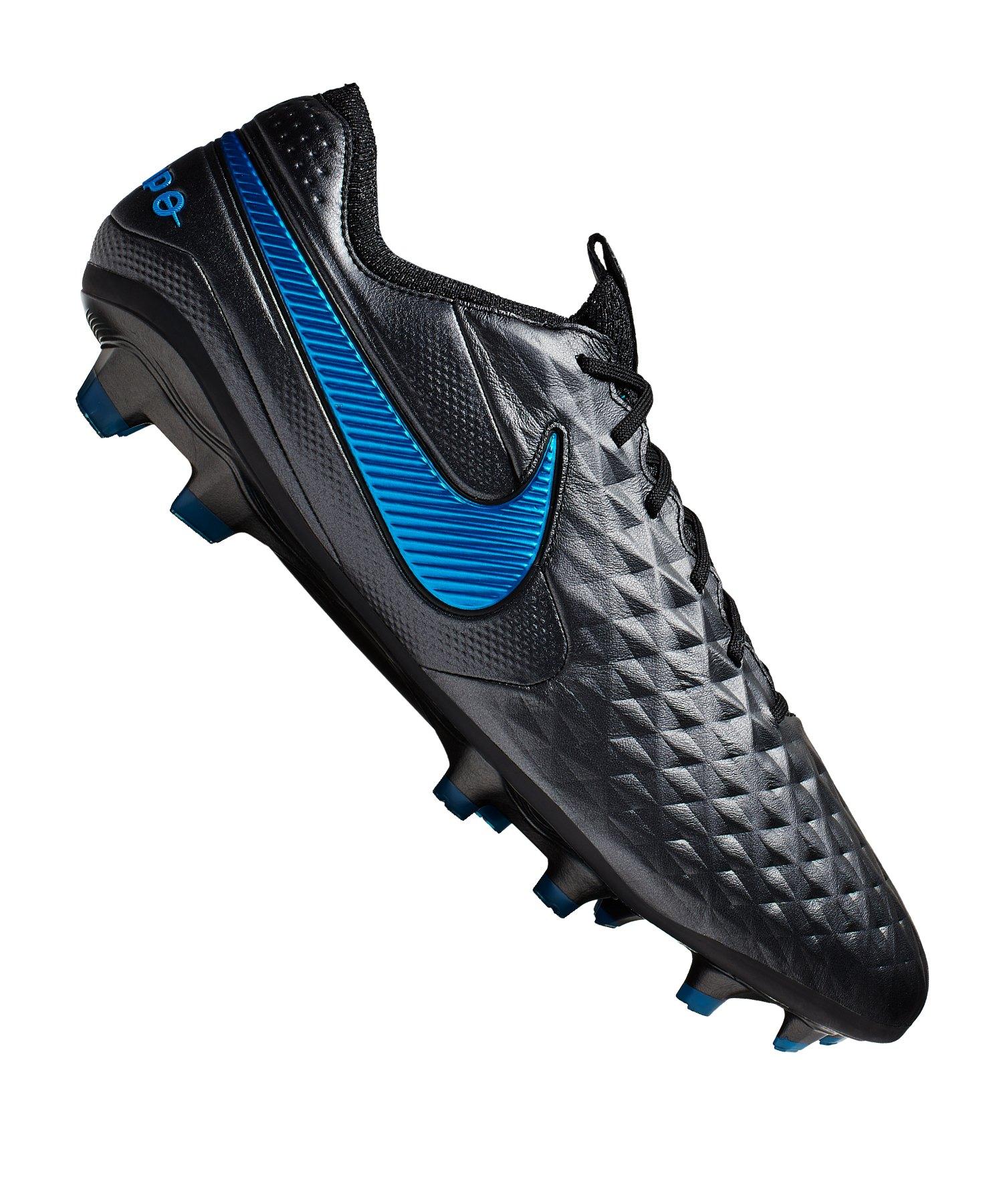 Nike Tiempo Legend VIII Elite FG F004 - schwarz