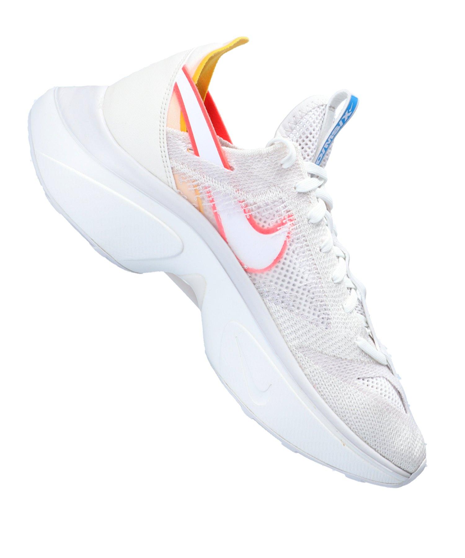 Nike N110 D/MS/X Sneaker Weiss F002 - weiss