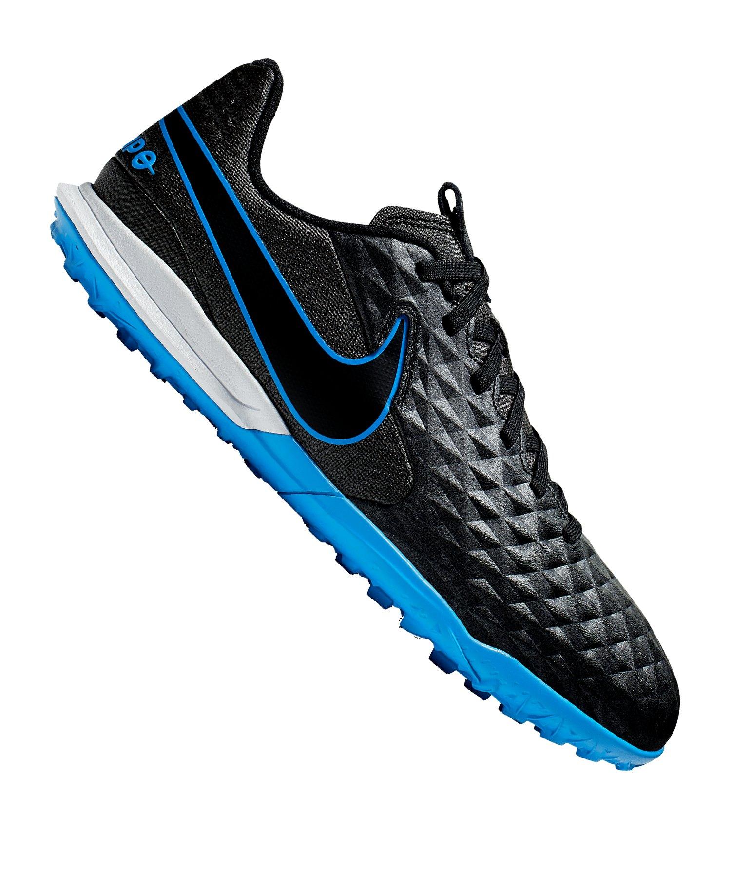 Nike Jr Tiempo Legend VIII Academy TF Kids F004 - schwarz