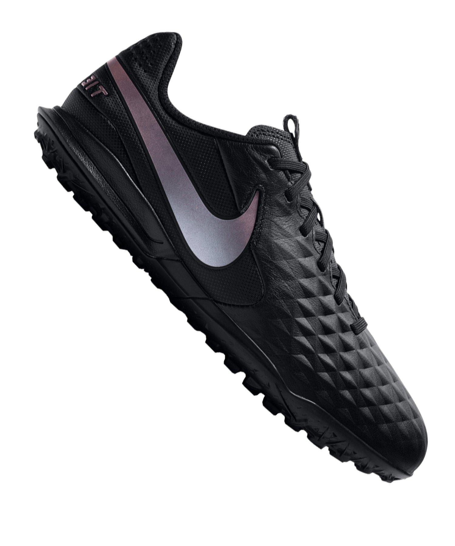 Nike Jr Tiempo Legend VIII Academy TF Kids F010 - schwarz