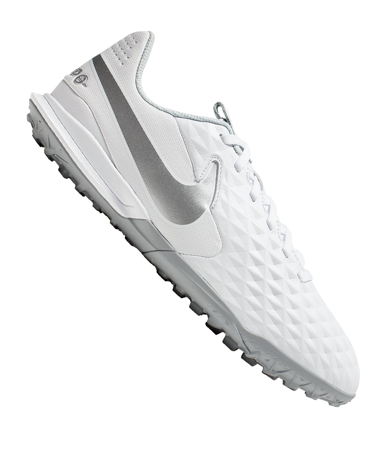 Nike Jr Tiempo Legend VIII Academy TF Kids F100 - weiss