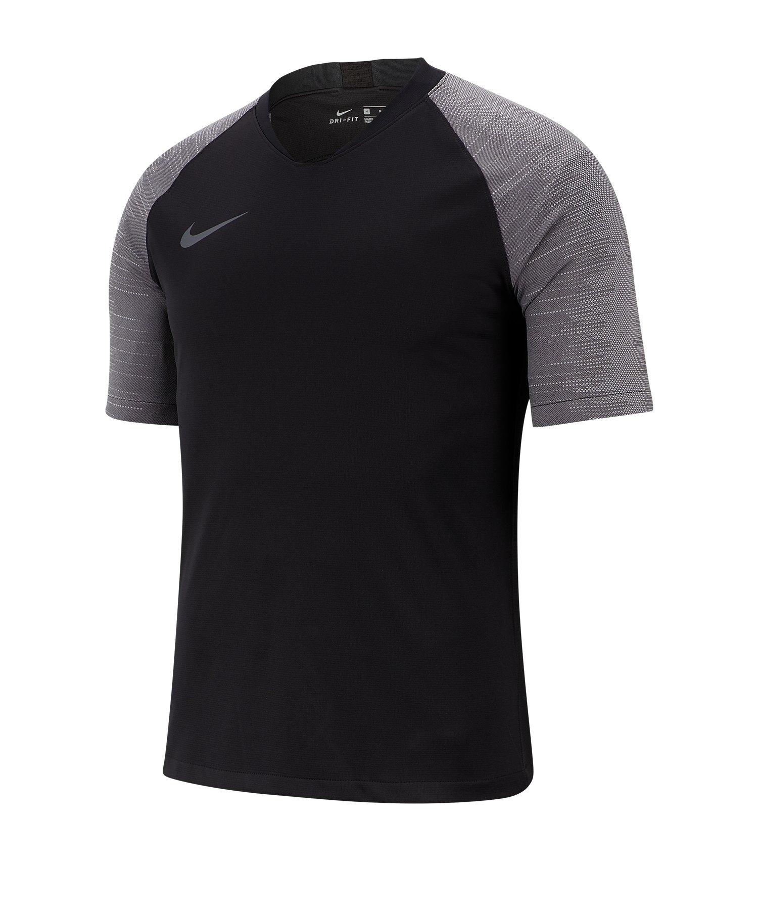 Nike Dri-FIT Breathe Strike Trainingsshirt F010 - schwarz