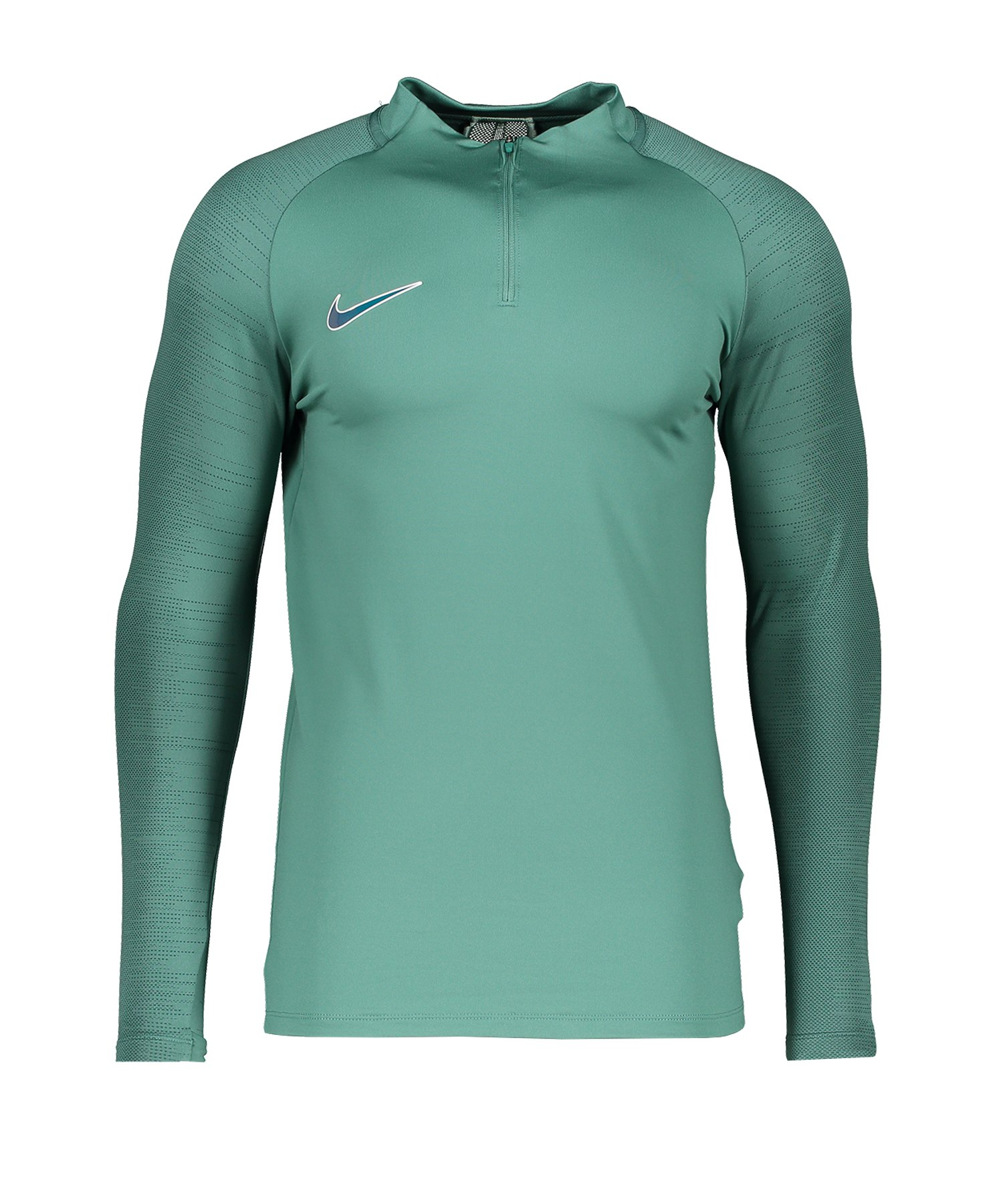 Nike Dri-FIT Strike 1/4 Zip Drill Top Grün F362 - gruen