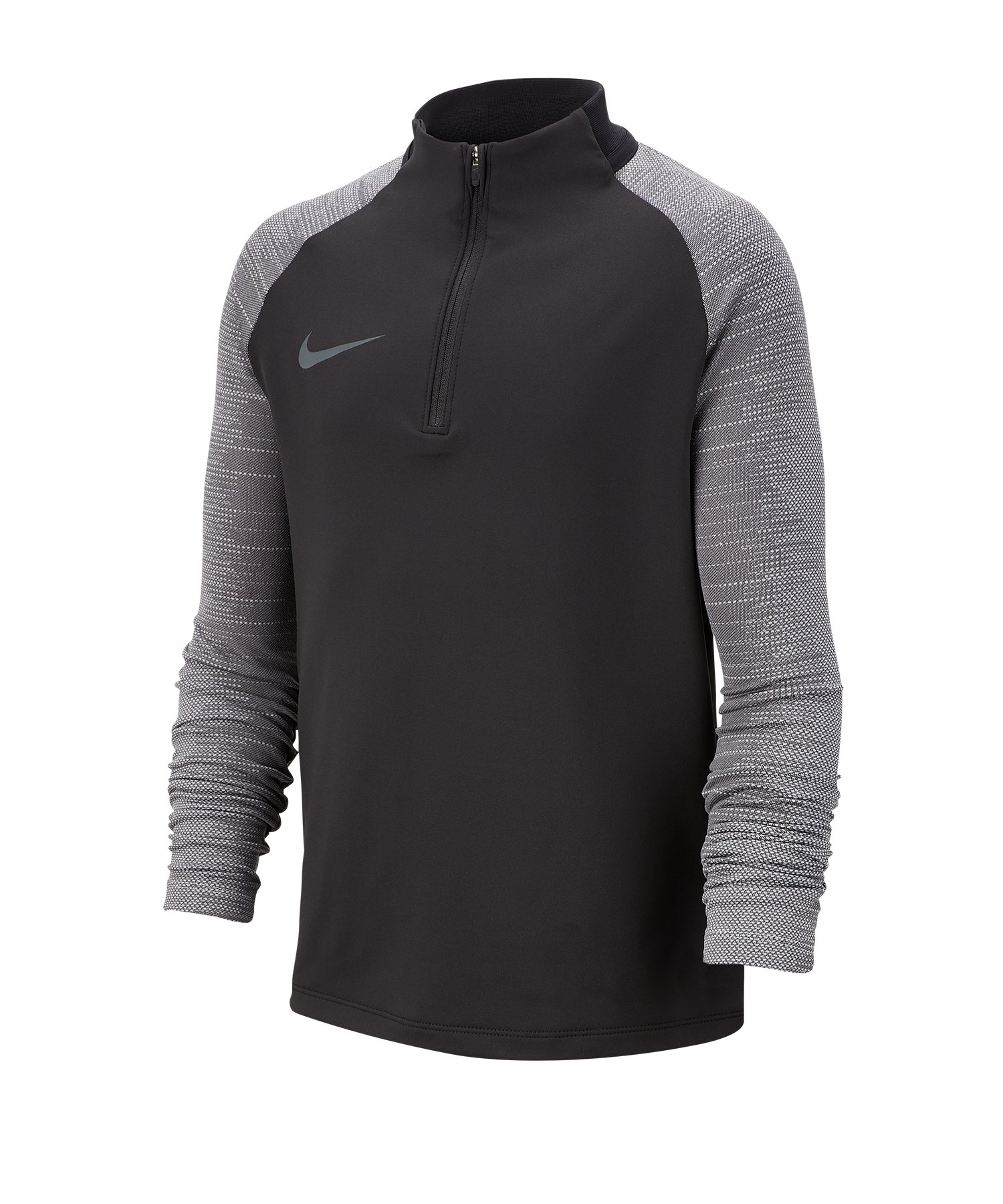 Nike Dri-FIT Strike 1/4 Zip Drill Top Kids F010 - schwarz