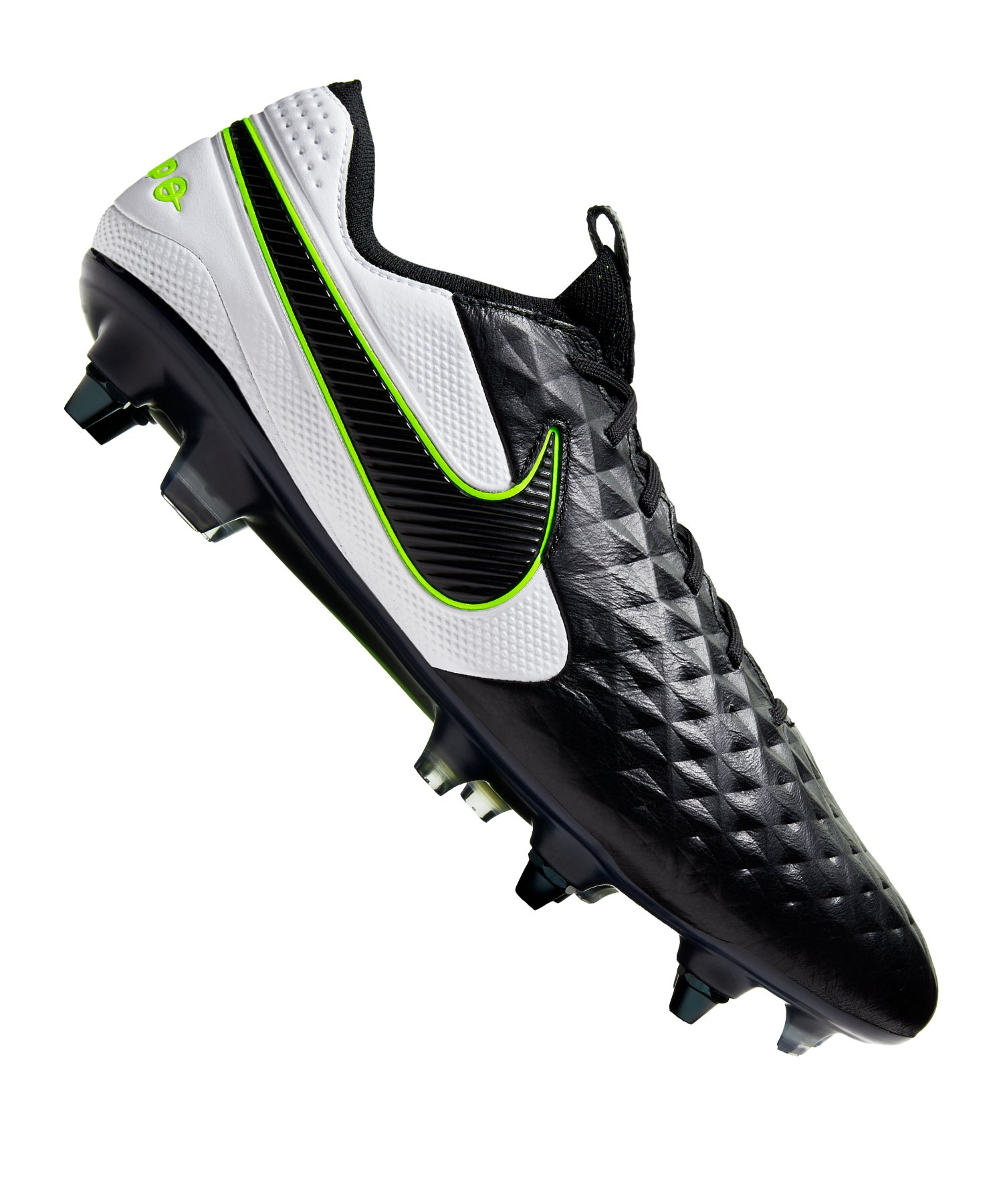 Nike Tiempo Legend VIII Elite SG-Pro AC F007 - schwarz